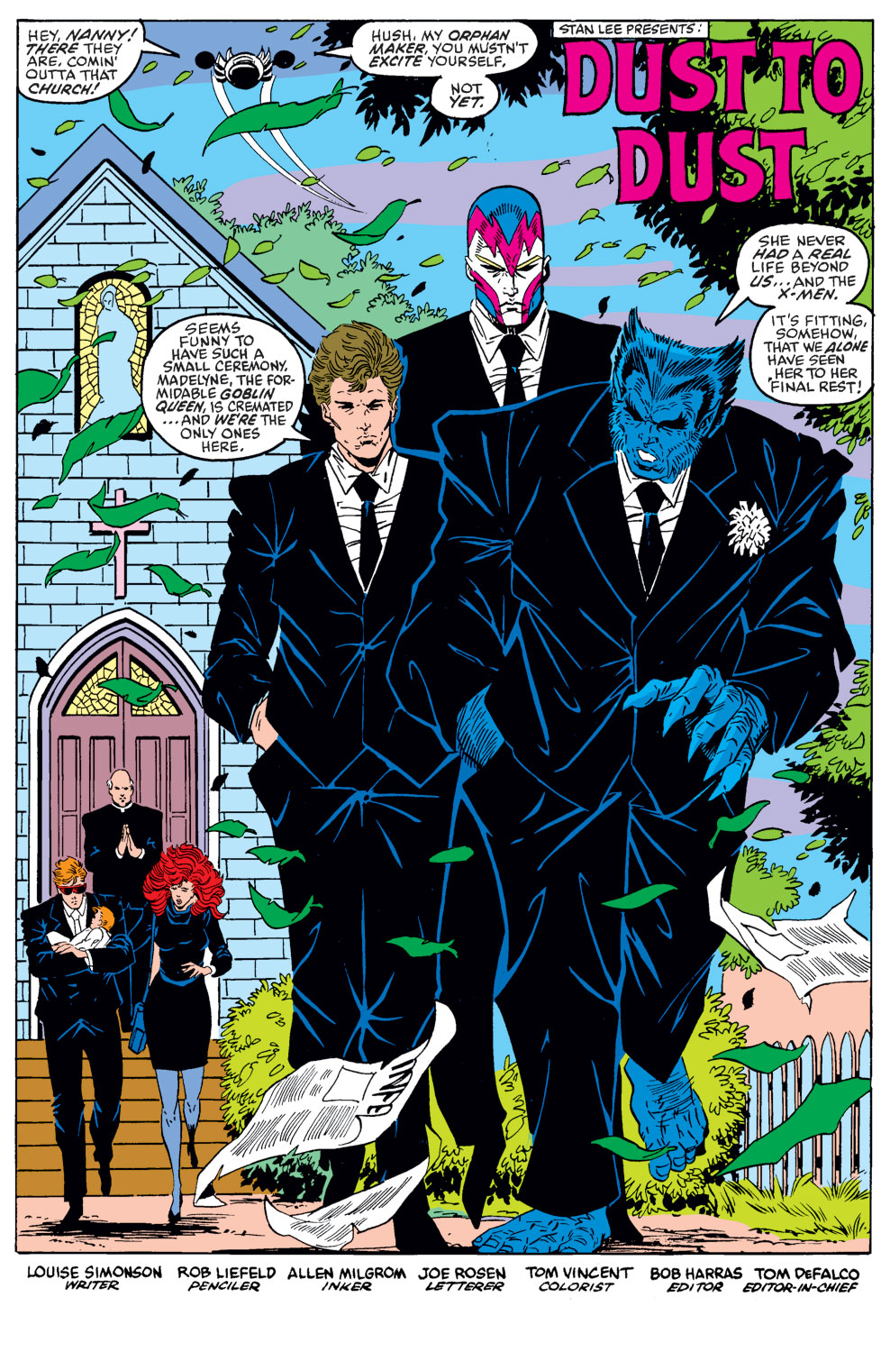 Read online X-Factor (1986) comic -  Issue #40 - 2