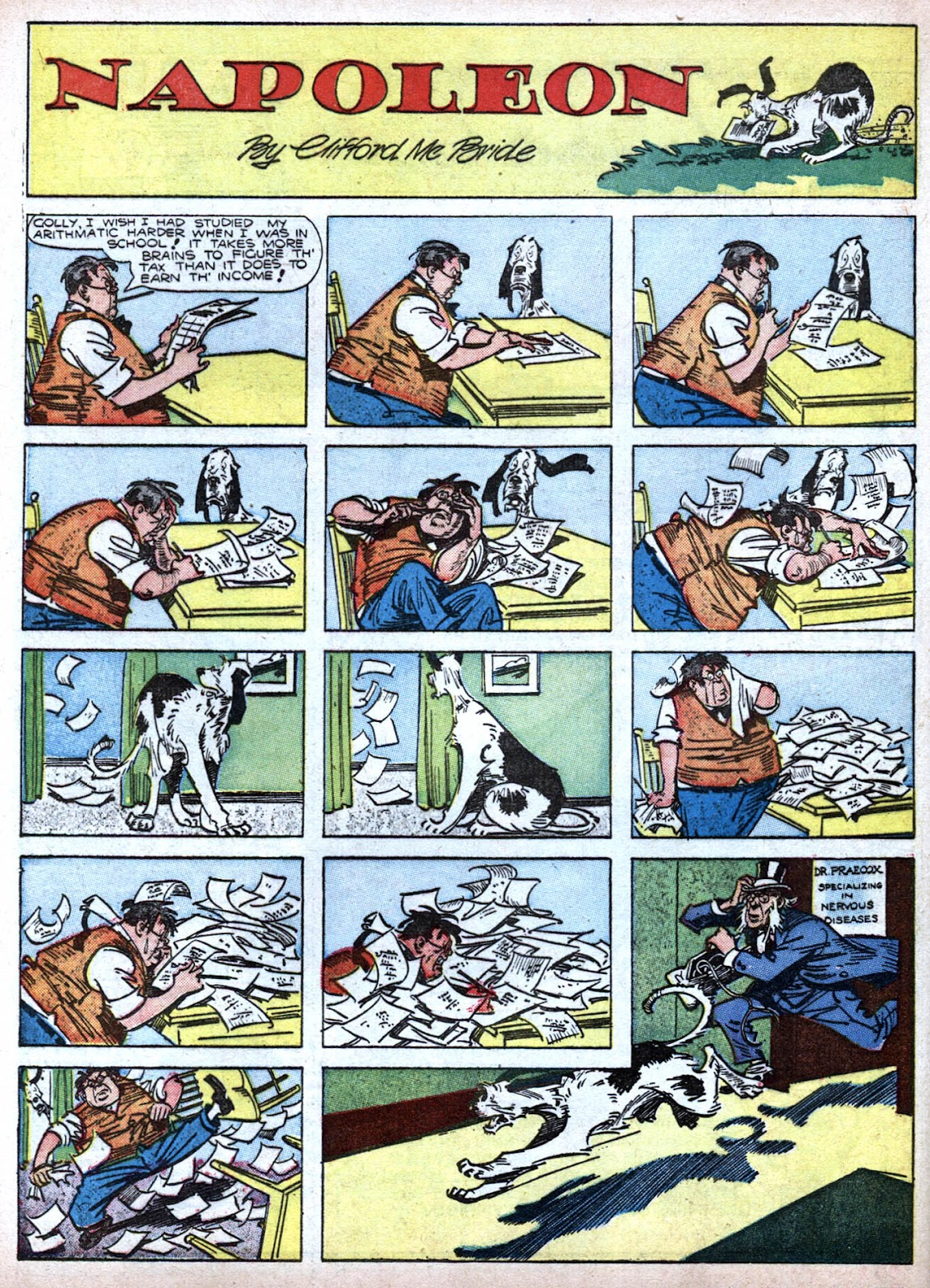 Read online Famous Funnies comic -  Issue #79 - 52