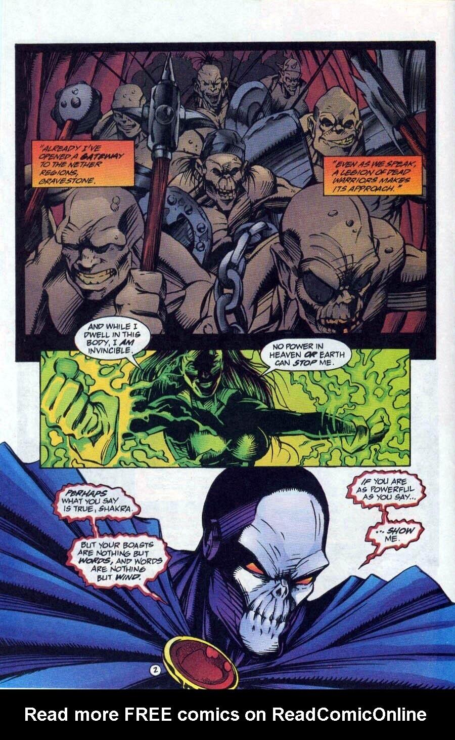 Read online Ex-Mutants comic -  Issue #17 - 3