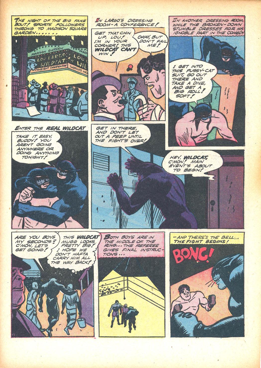 Read online Sensation (Mystery) Comics comic -  Issue #13 - 63