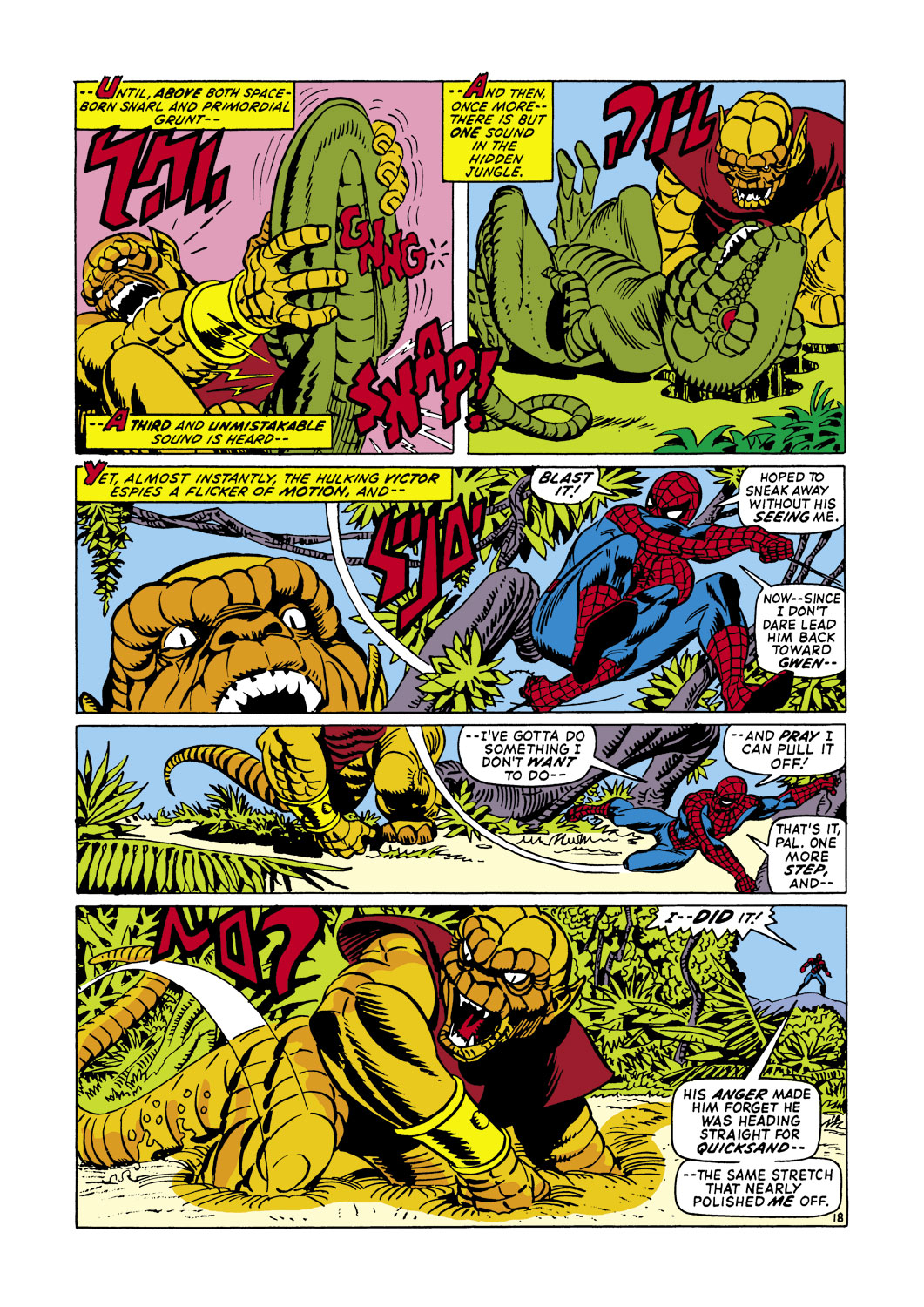 The Amazing Spider-Man (1963) 104 Page 18