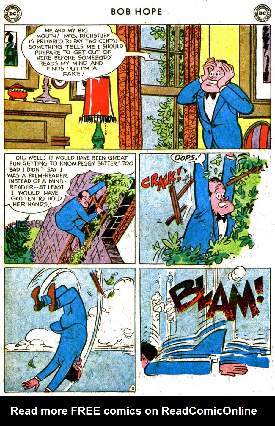 The Adventures of Bob Hope issue 77 - Page 15