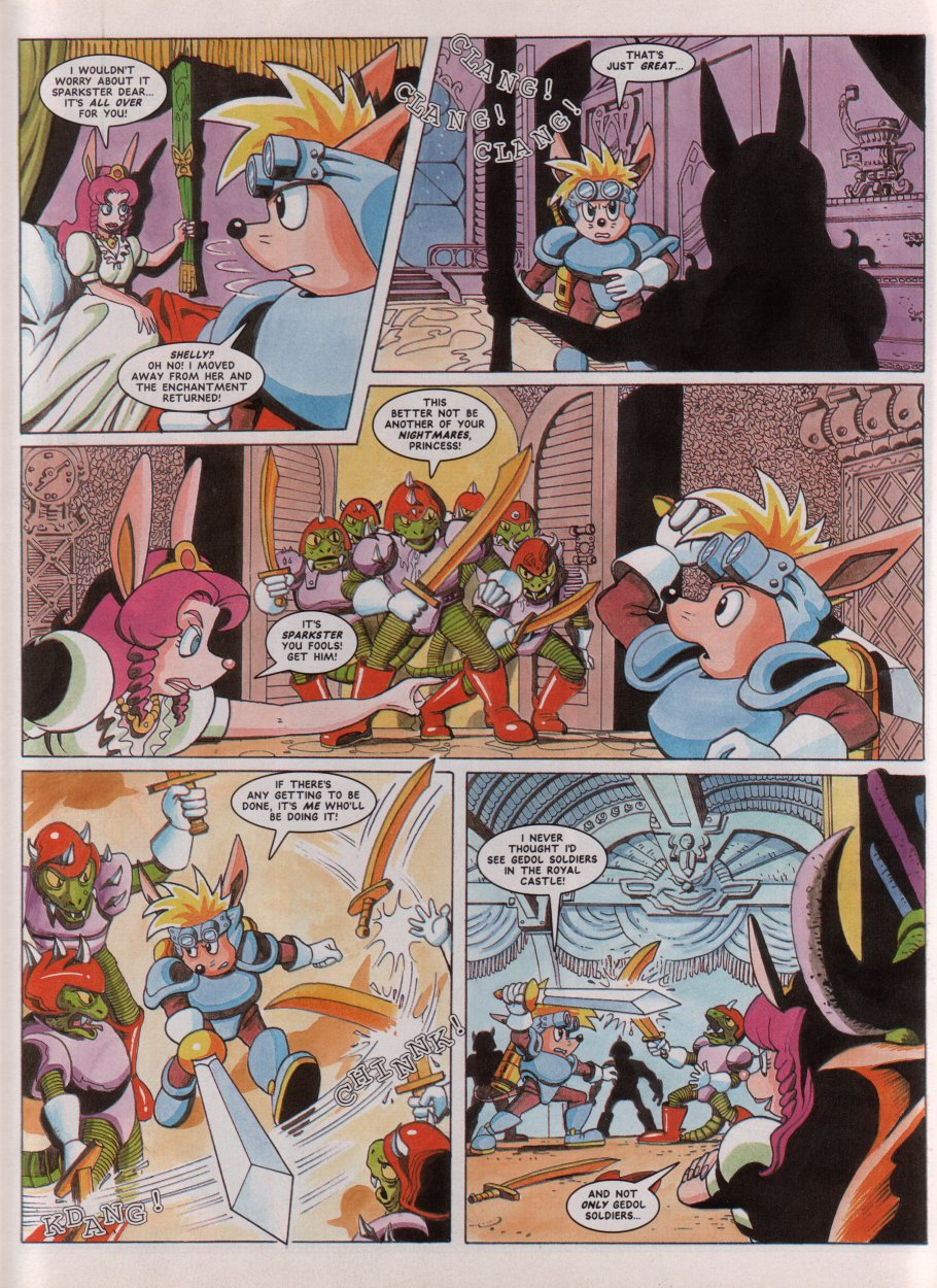 Read online Sonic the Comic comic -  Issue #54 - 28