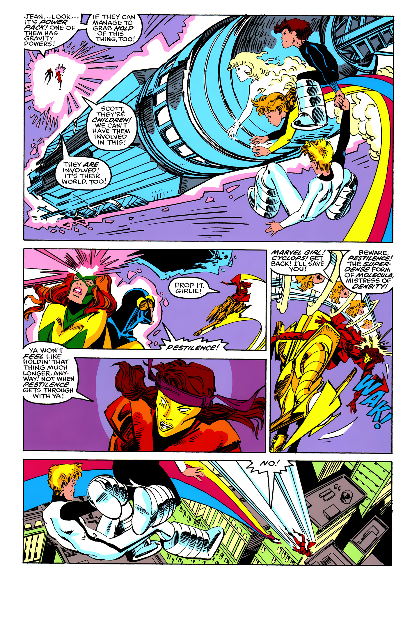 Read online X-Factor (1986) comic -  Issue #25 - 24