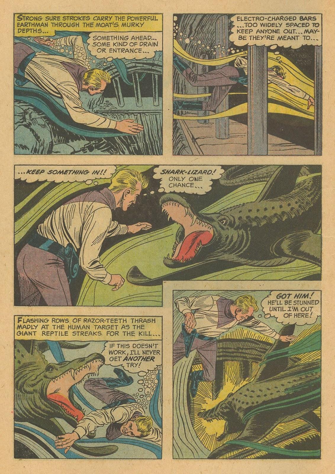 Flash Gordon (1966) issue 2 - Page 10
