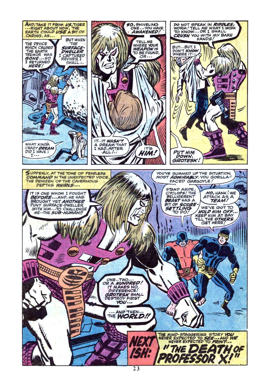 Uncanny X-Men (1963) 89 Page 16
