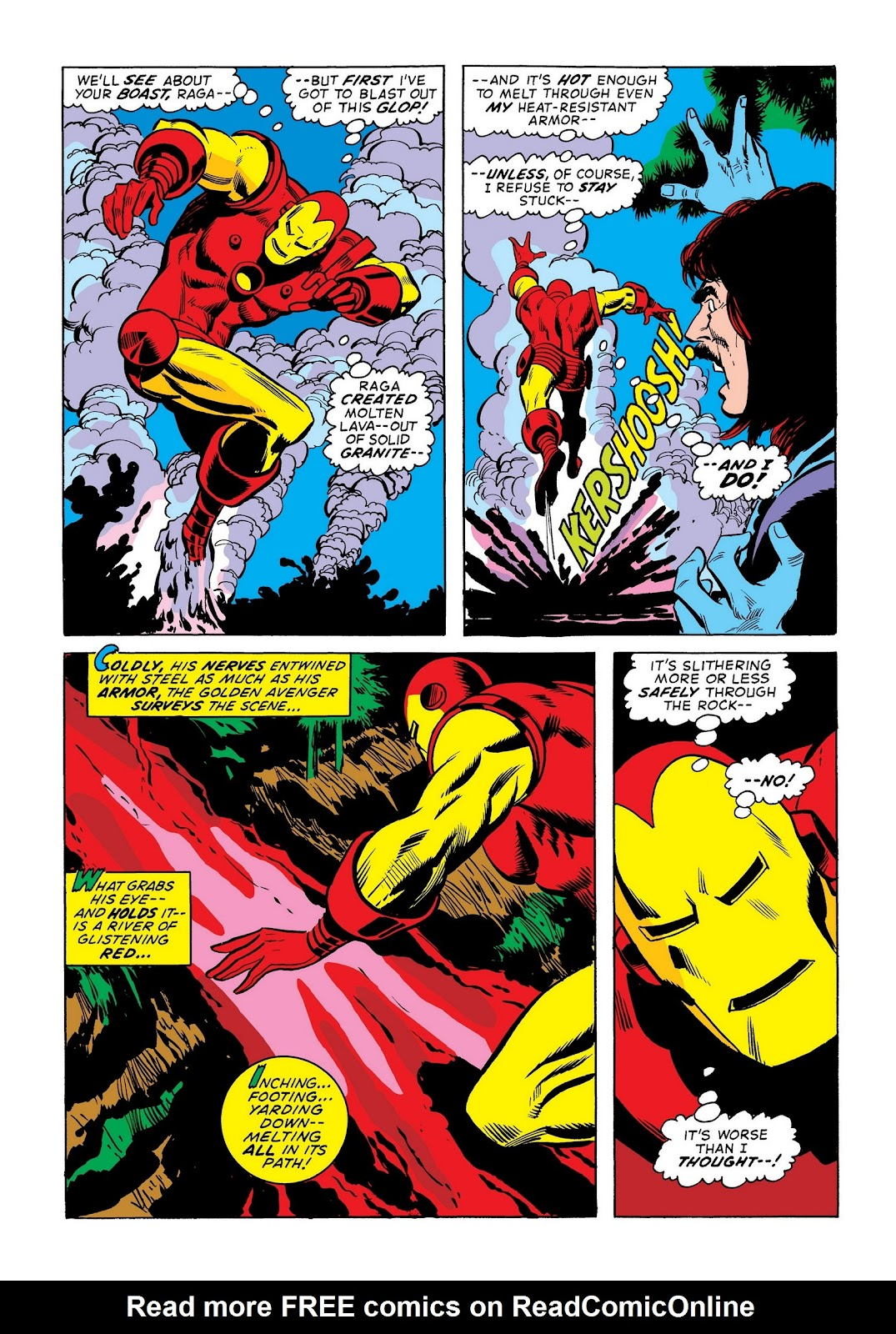 Read online Marvel Masterworks: The Invincible Iron Man comic -  Issue # TPB 8 (Part 3) - 96