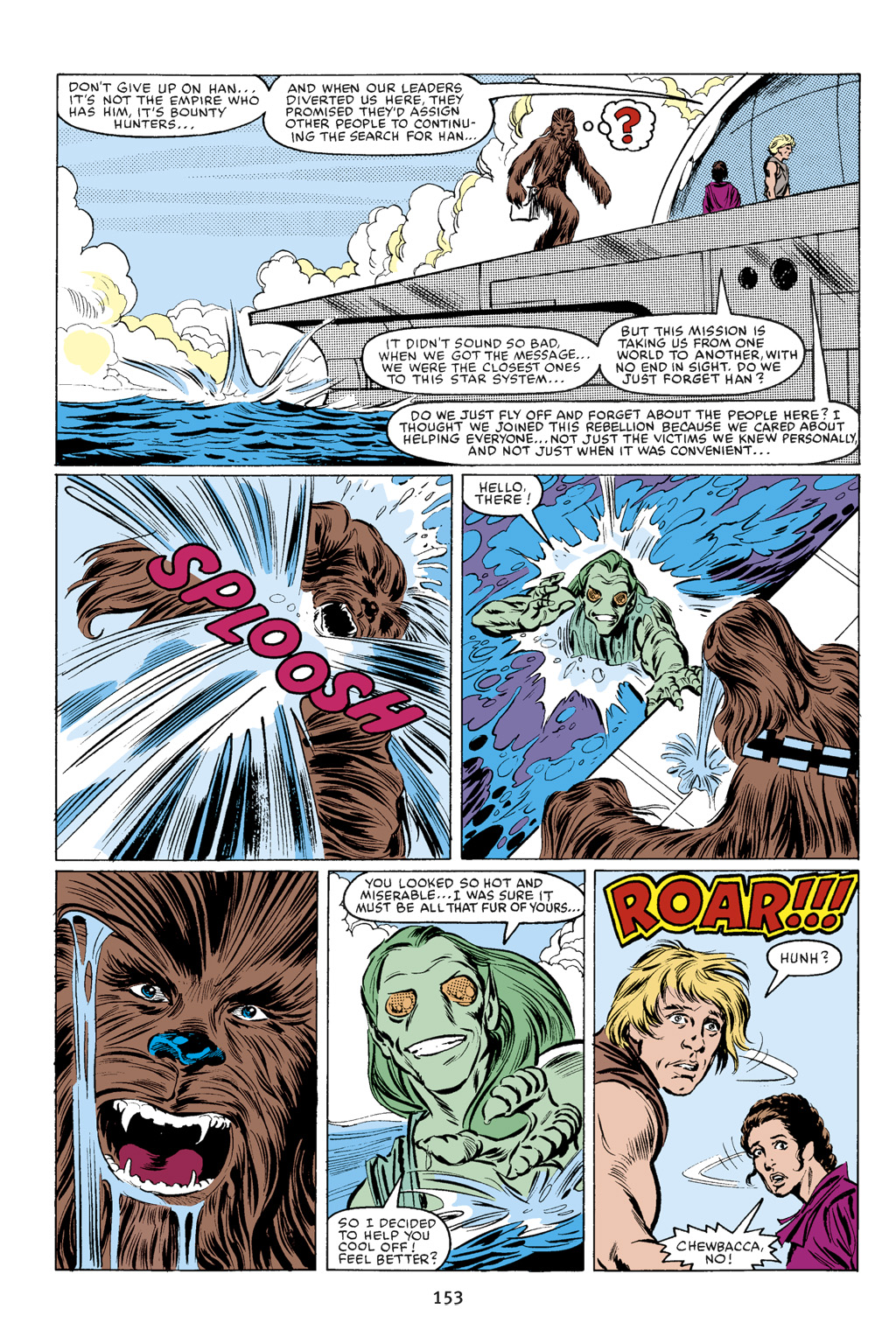 Read online Star Wars Omnibus comic -  Issue # Vol. 18 - 142