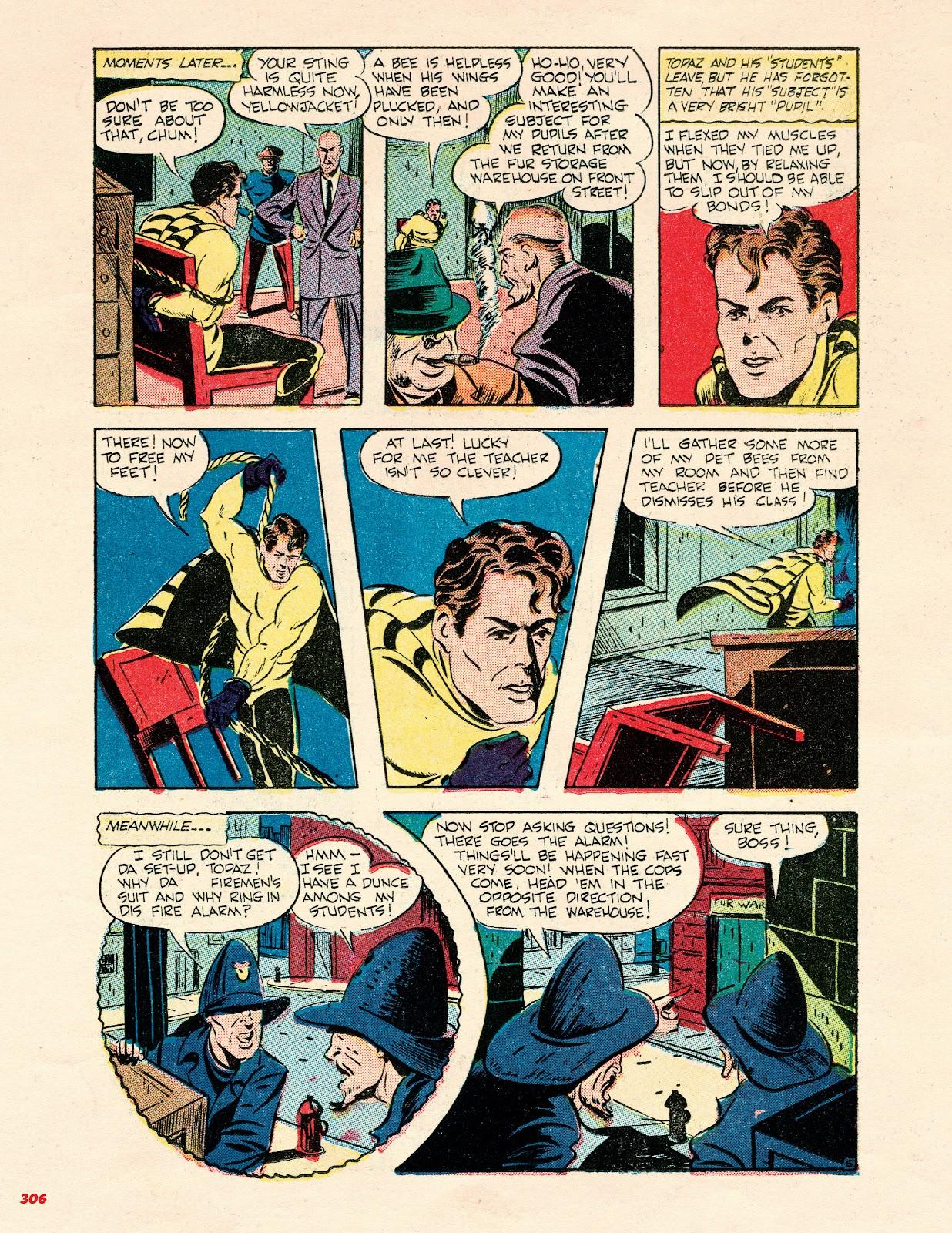 Read online Super Weird Heroes comic -  Issue # TPB 1 (Part 3) - 106
