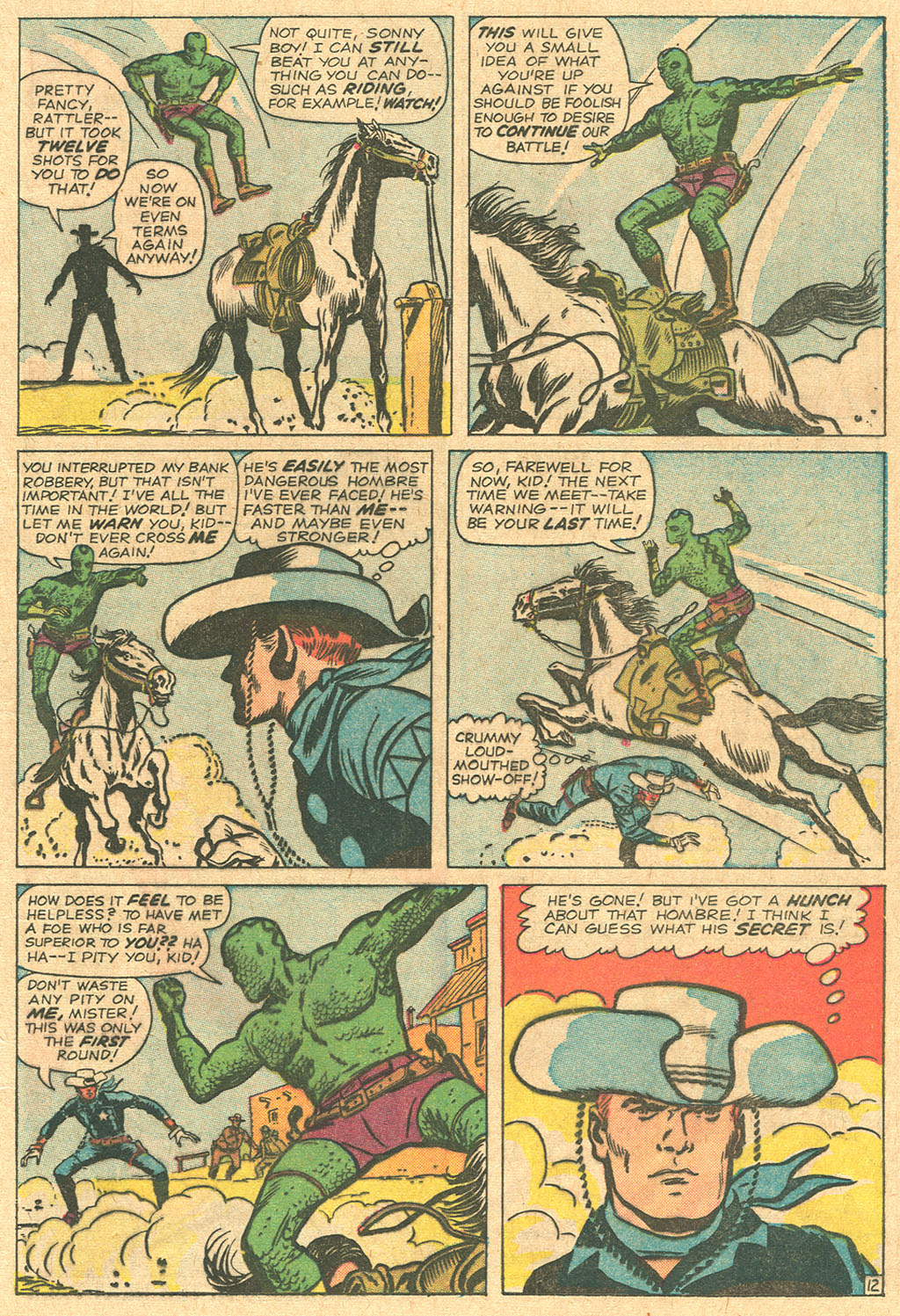 The Rawhide Kid (1955) issue 37 - Page 17