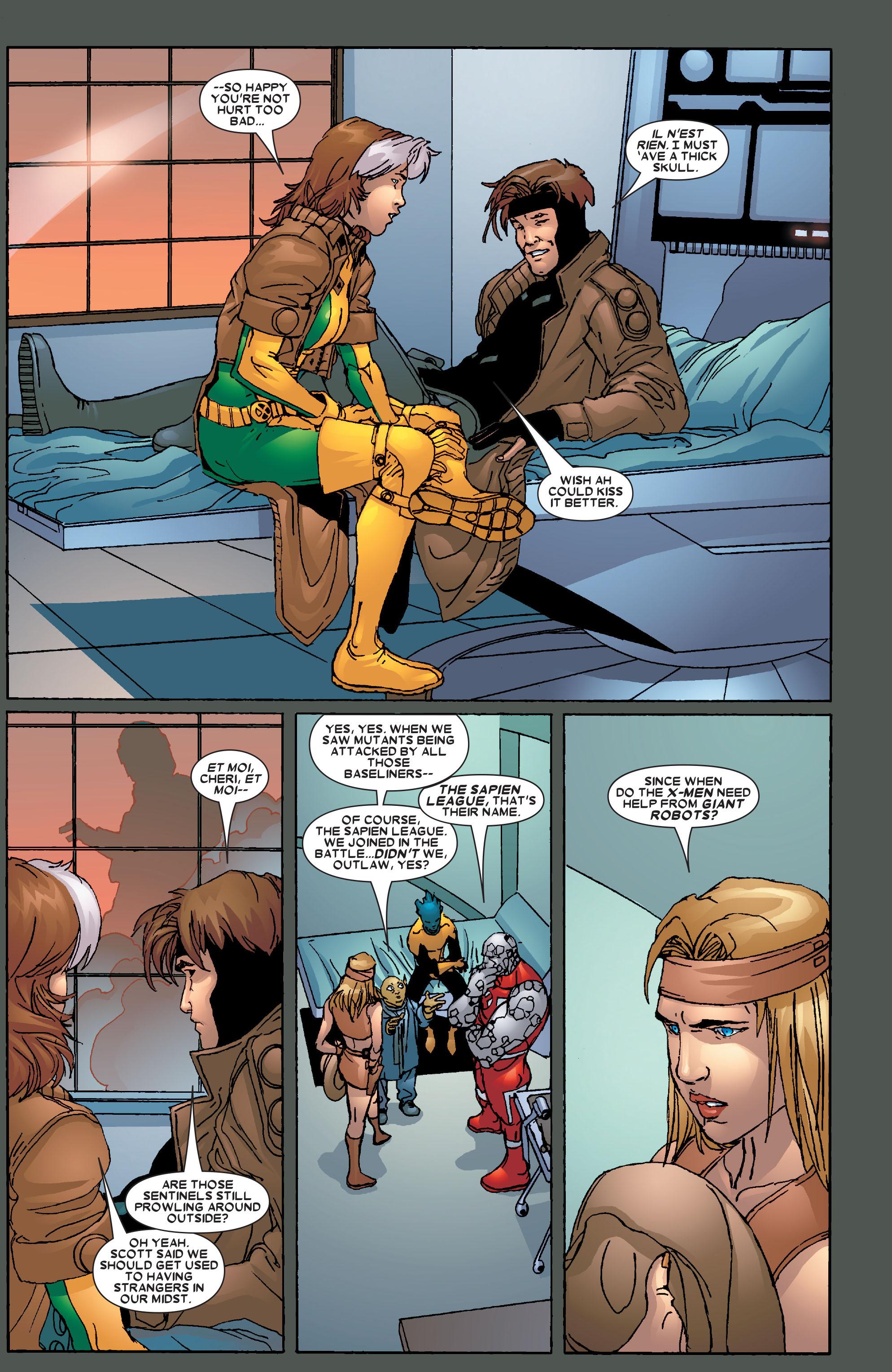 X-Men (1991) 179 Page 16
