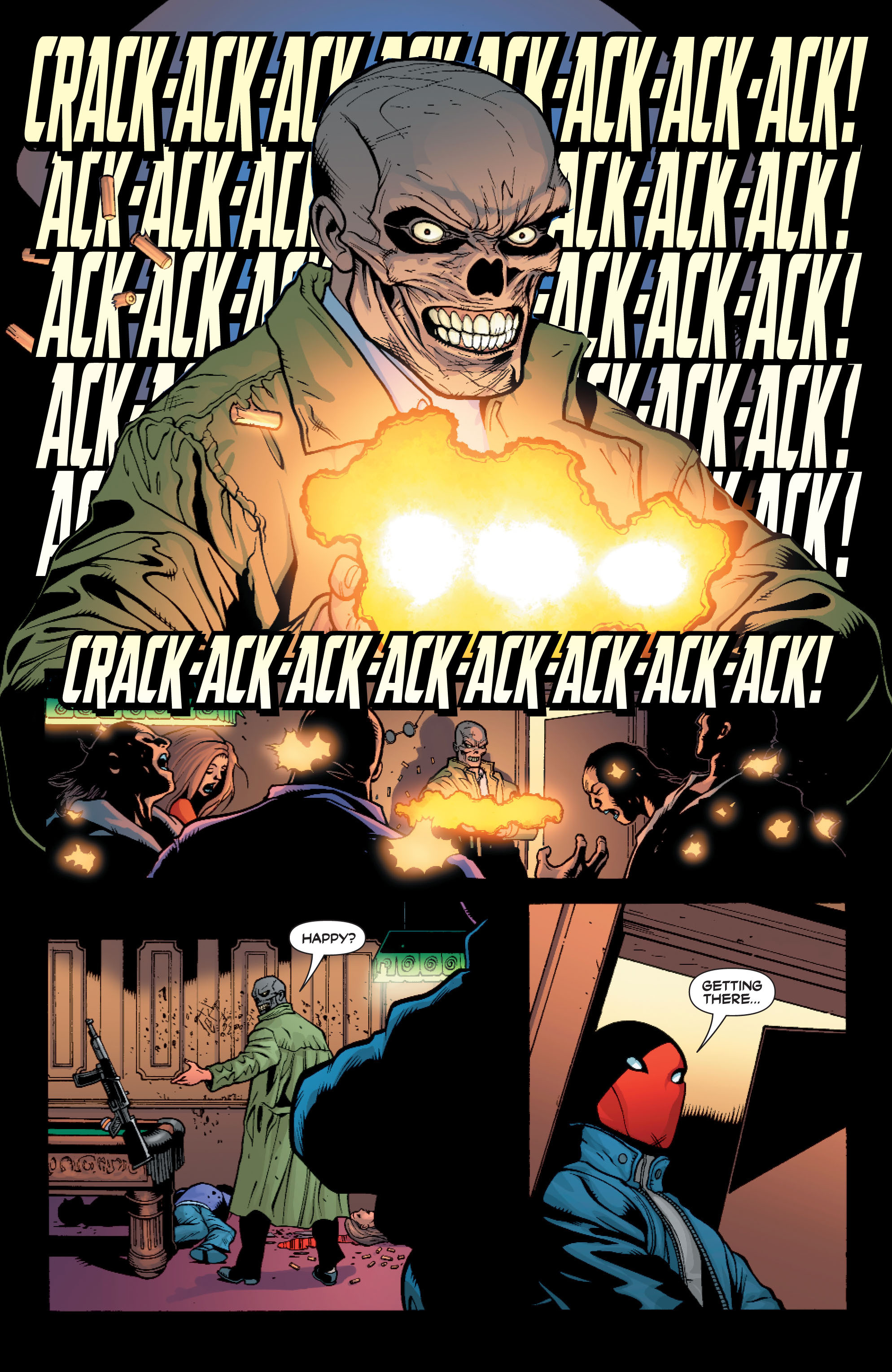 Read online Batman: Under The Red Hood comic -  Issue # Full - 254
