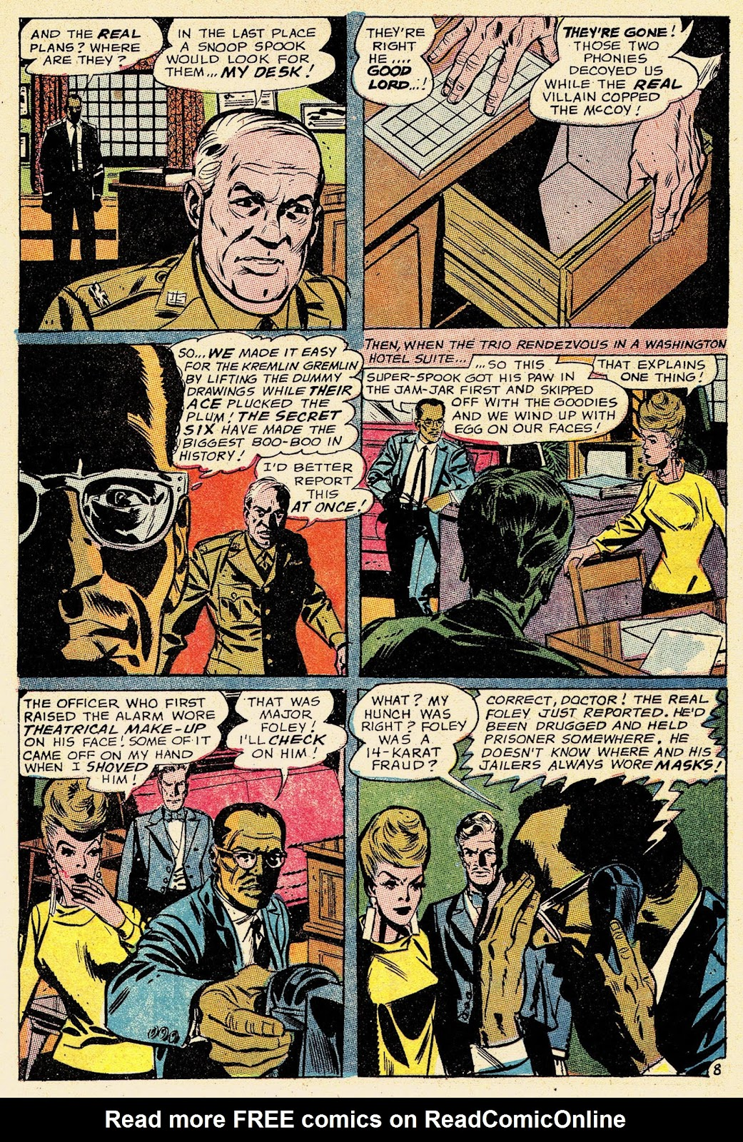 Secret Six (1968) issue 2 - Page 12
