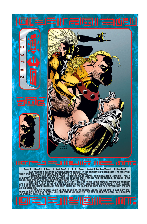 Read online Age of Apocalypse: The Chosen comic -  Issue #Age of Apocalypse: The Chosen Full - 20