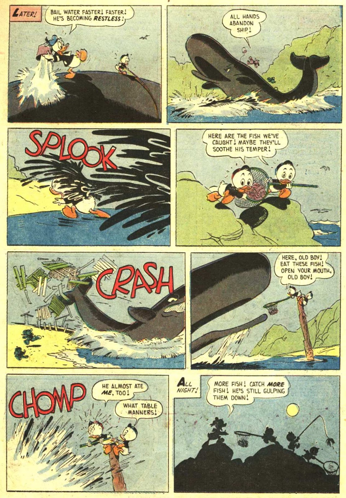 Walt Disney's Comics and Stories issue 193 - Page 11