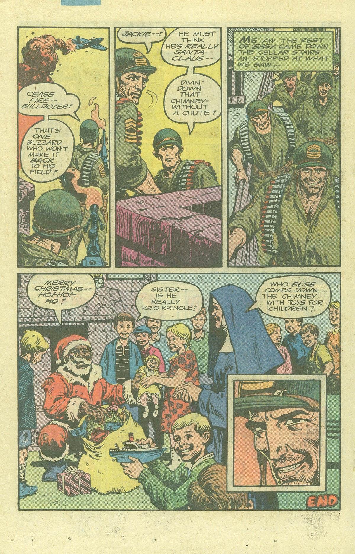 Read online Sgt. Rock comic -  Issue #378 - 17
