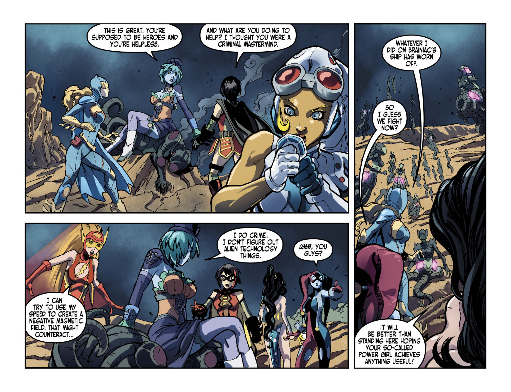 Read online Ame-Comi Girls comic -  Issue #2 - 12