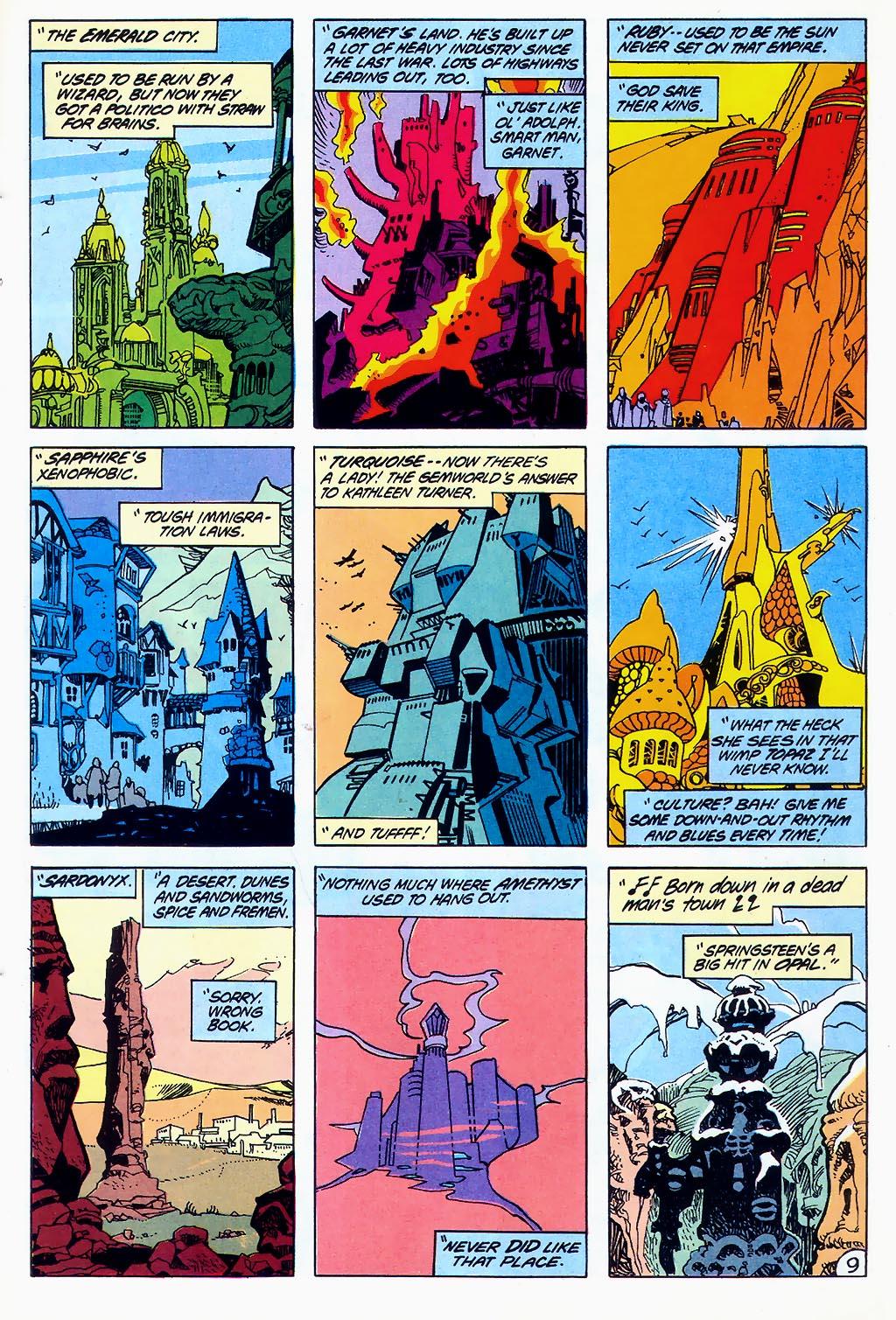Read online Amethyst (1987) comic -  Issue #1 - 10