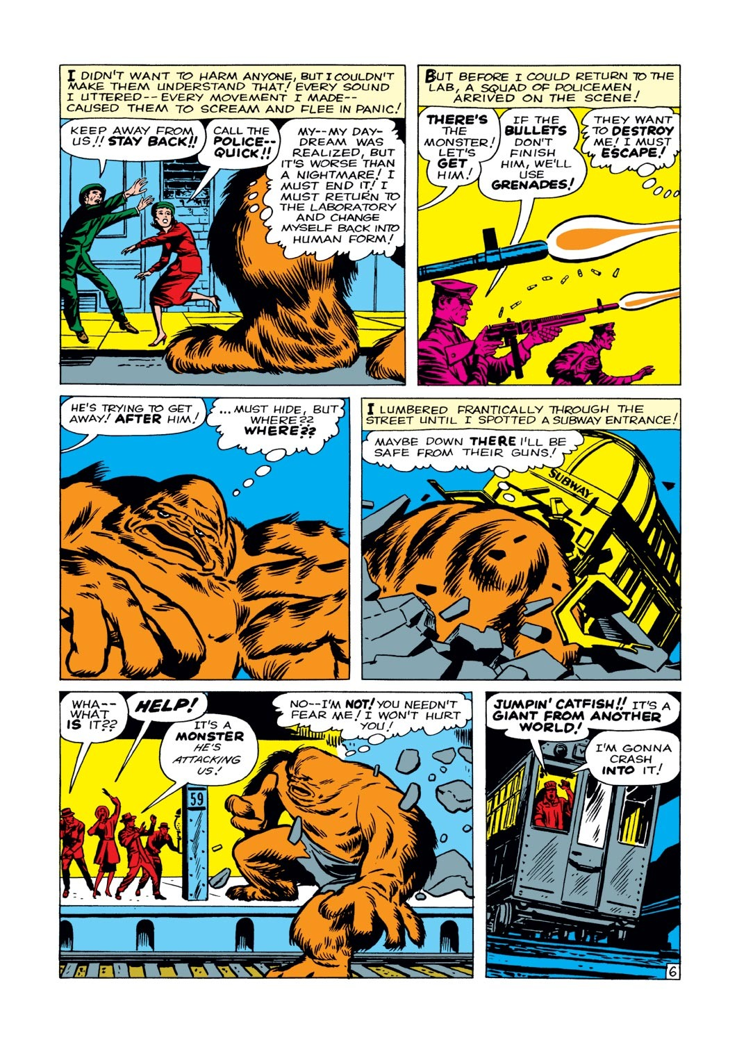 Tales of Suspense (1959) issue 22 - Page 8