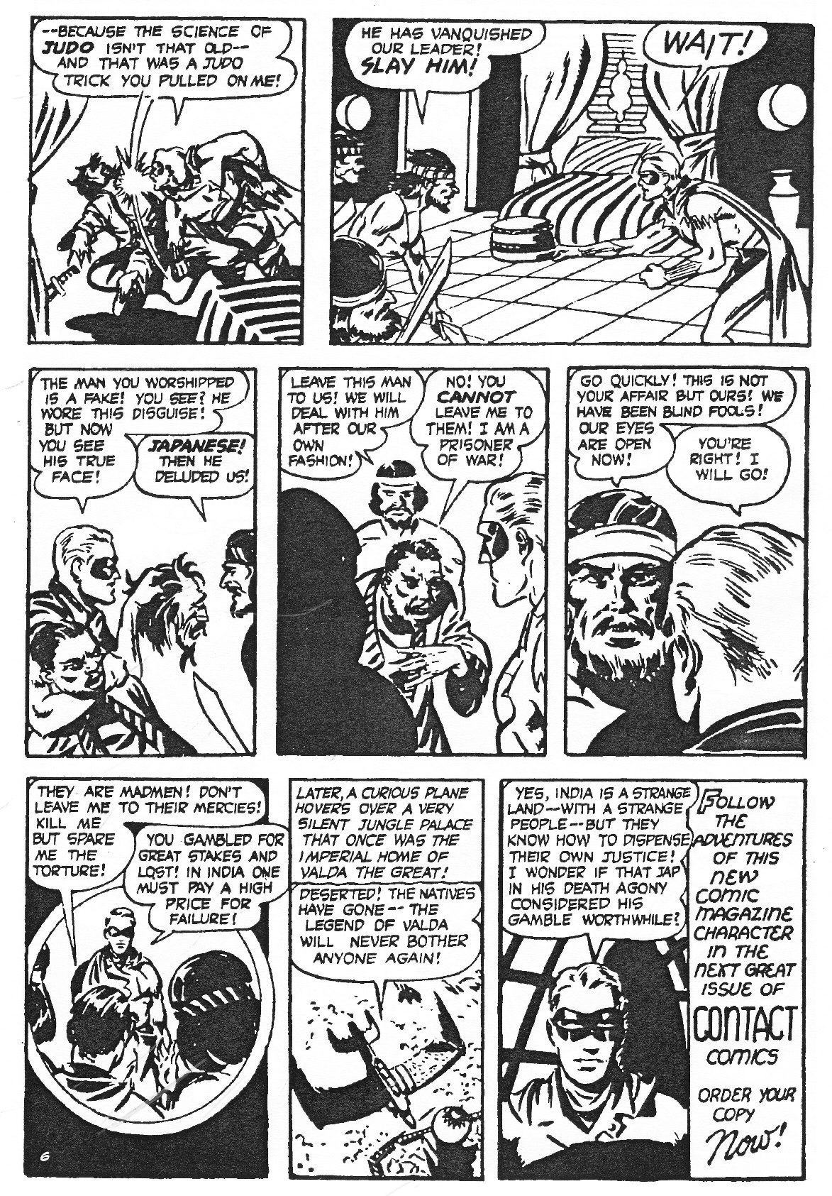Read online Men of Mystery Comics comic -  Issue #83 - 172
