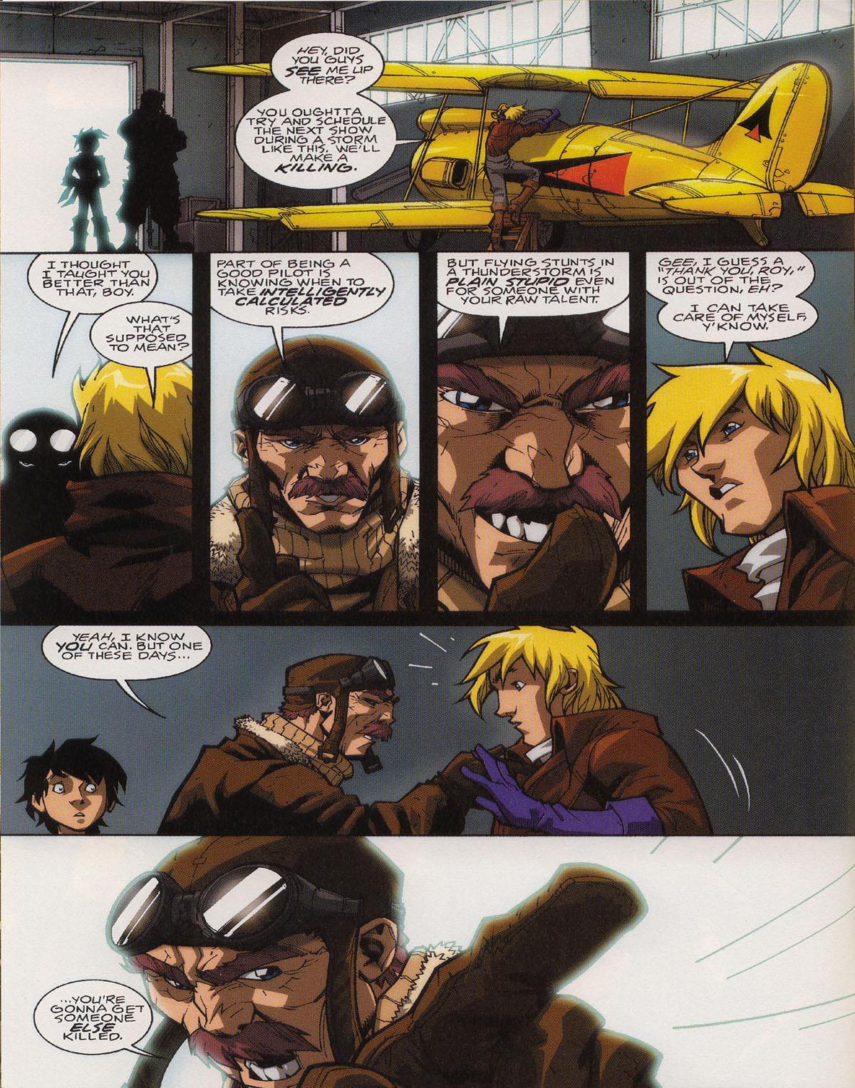 Robotech (2003) issue 0 - Page 15
