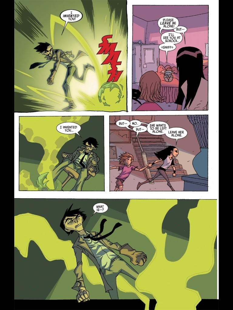 Read online Takio (2011) comic -  Issue # TPB - 15