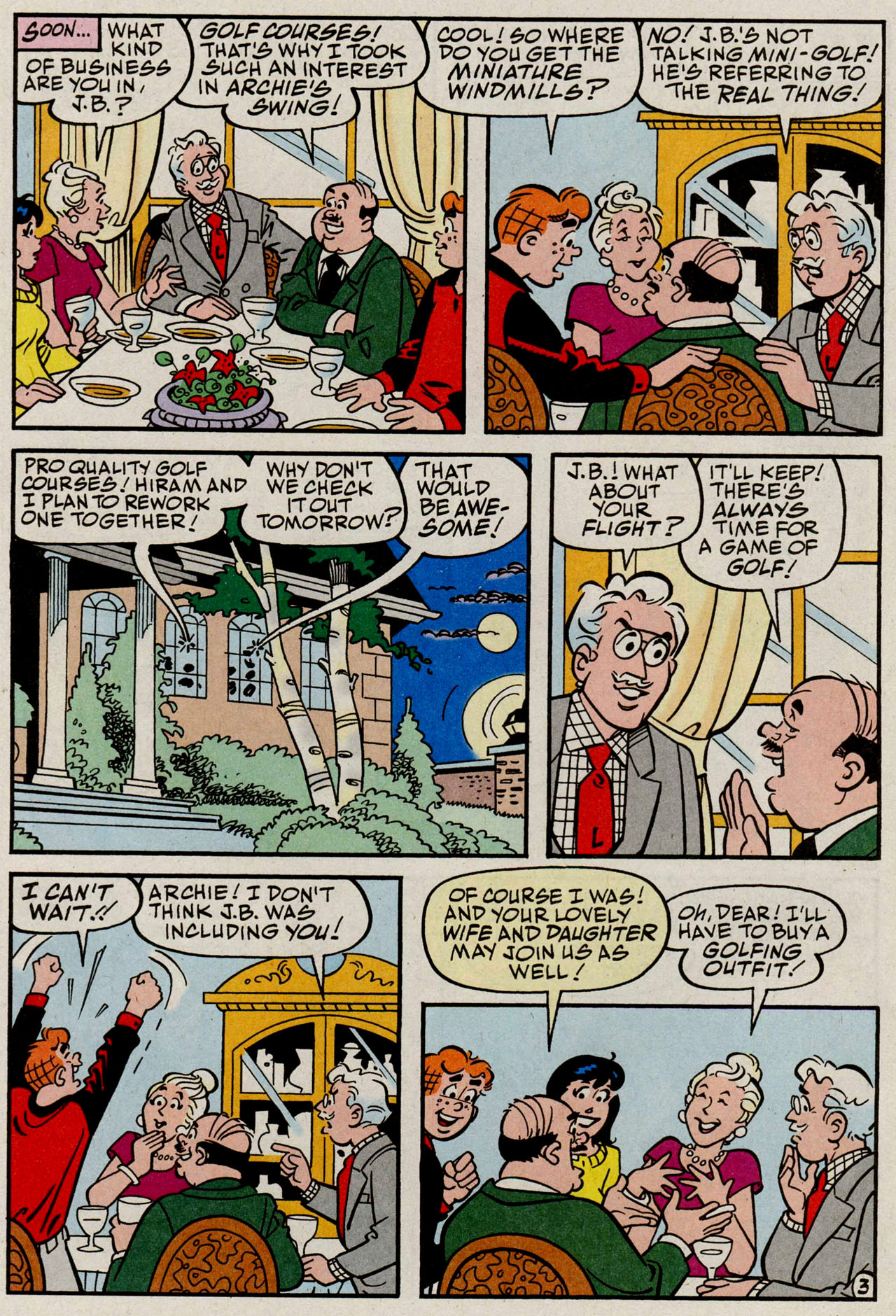Read online Archie (1960) comic -  Issue #585 - 15