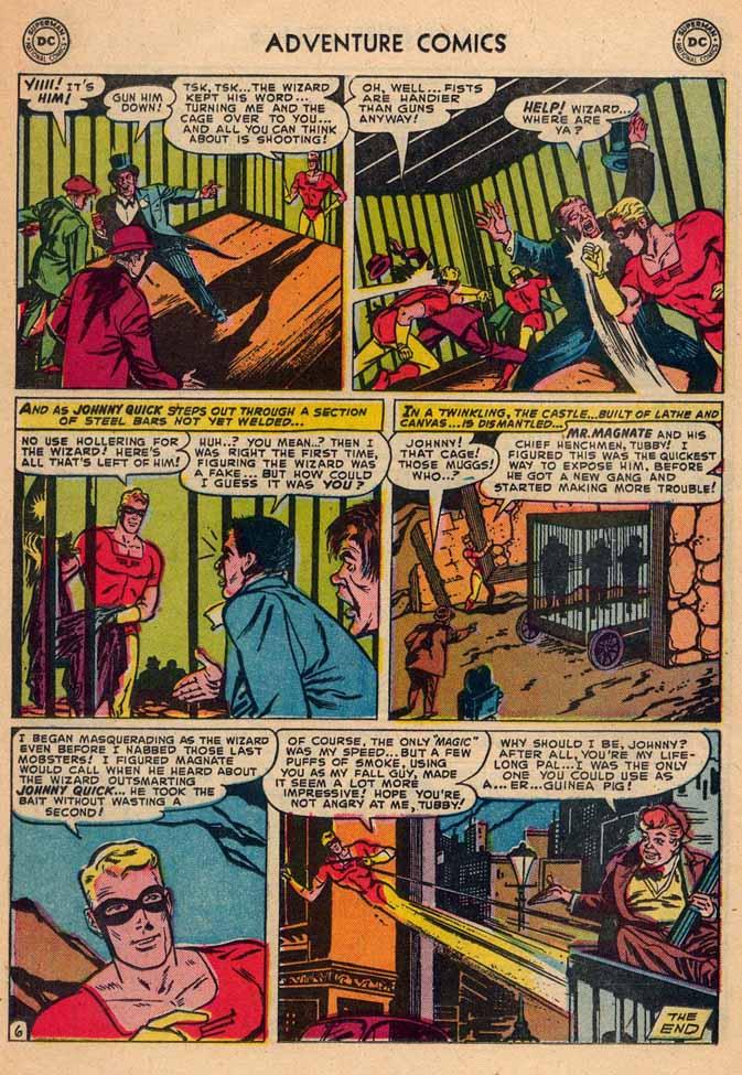 Read online Adventure Comics (1938) comic -  Issue #187 - 30