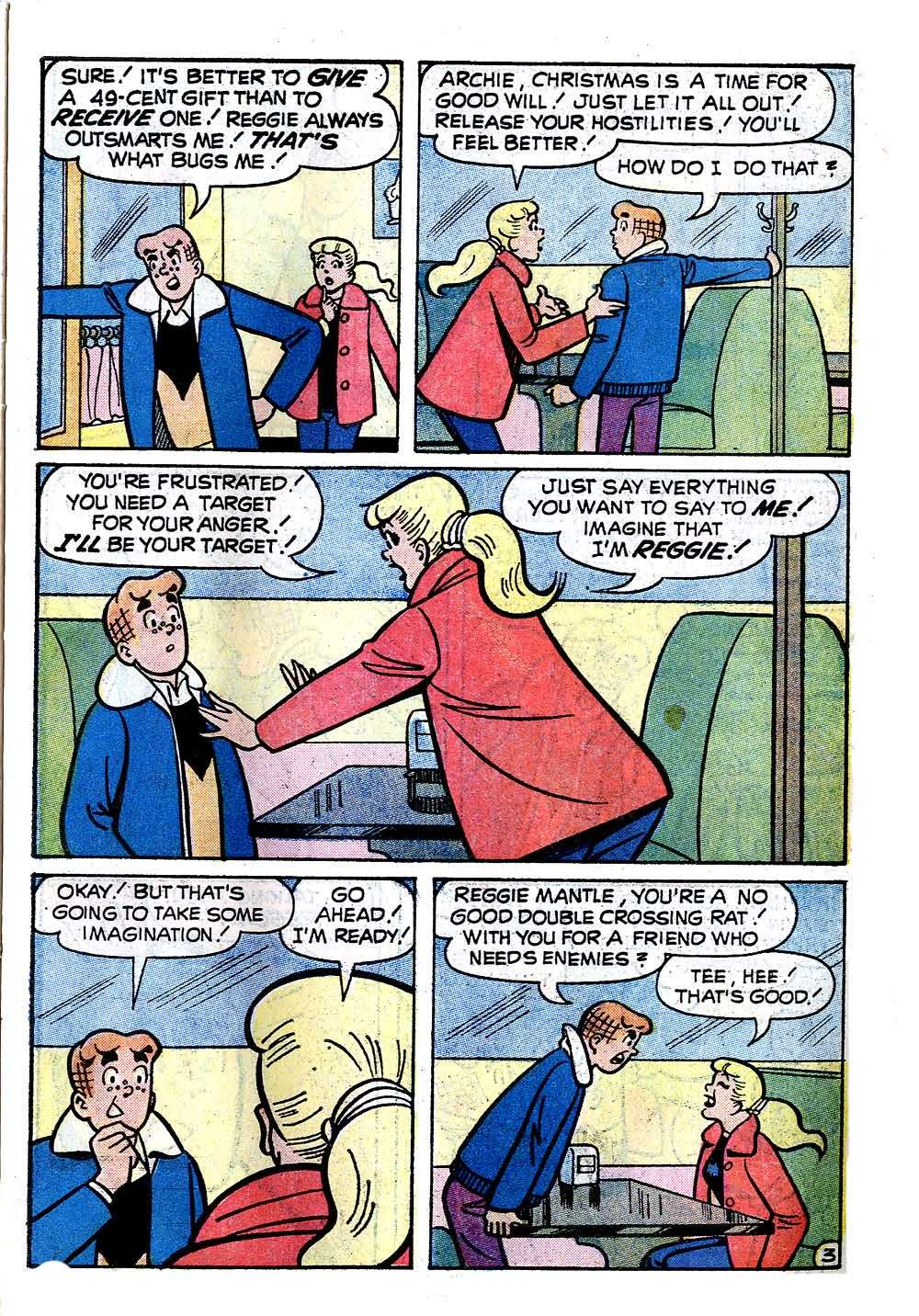 Read online Archie (1960) comic -  Issue #232 - 31