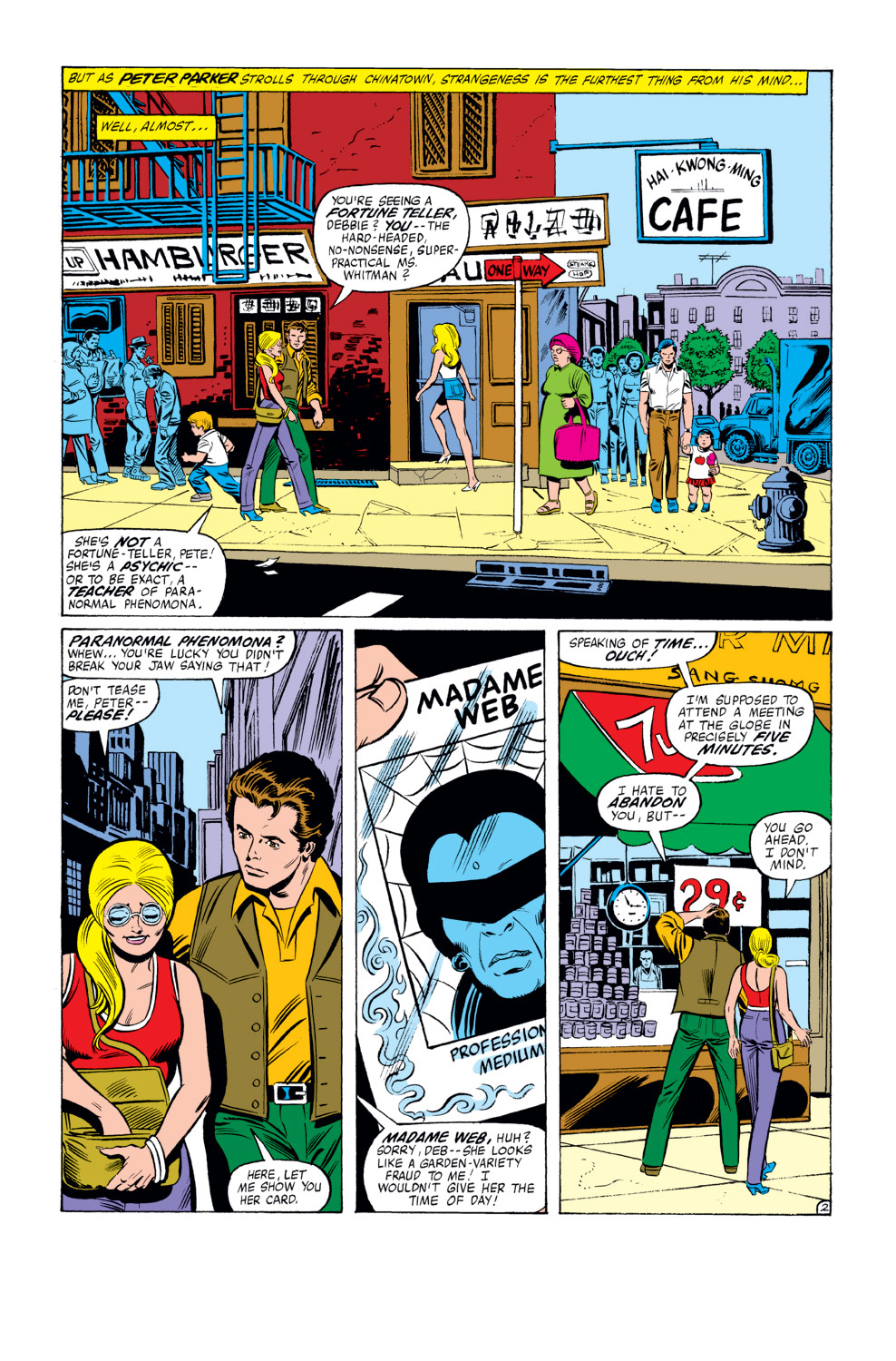 The Amazing Spider-Man (1963) 210 Page 2