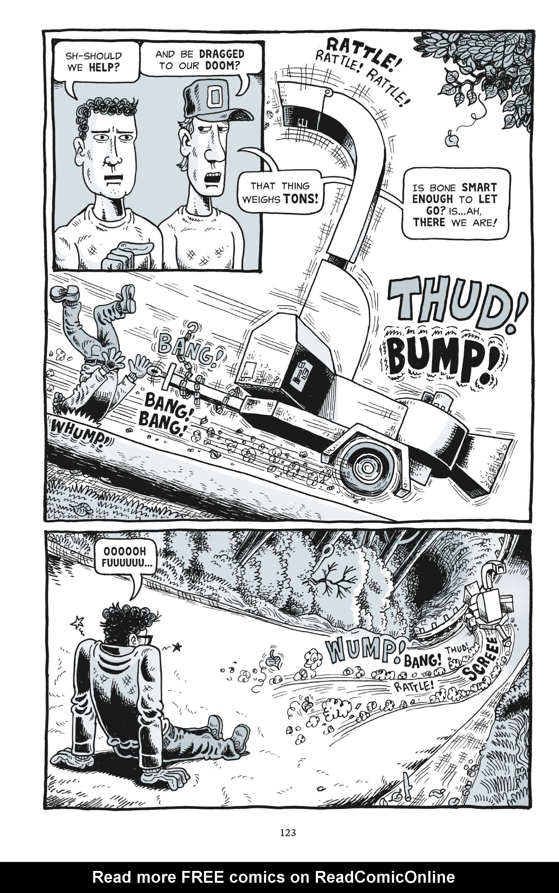 Read online Trashed comic -  Issue # Full - 119