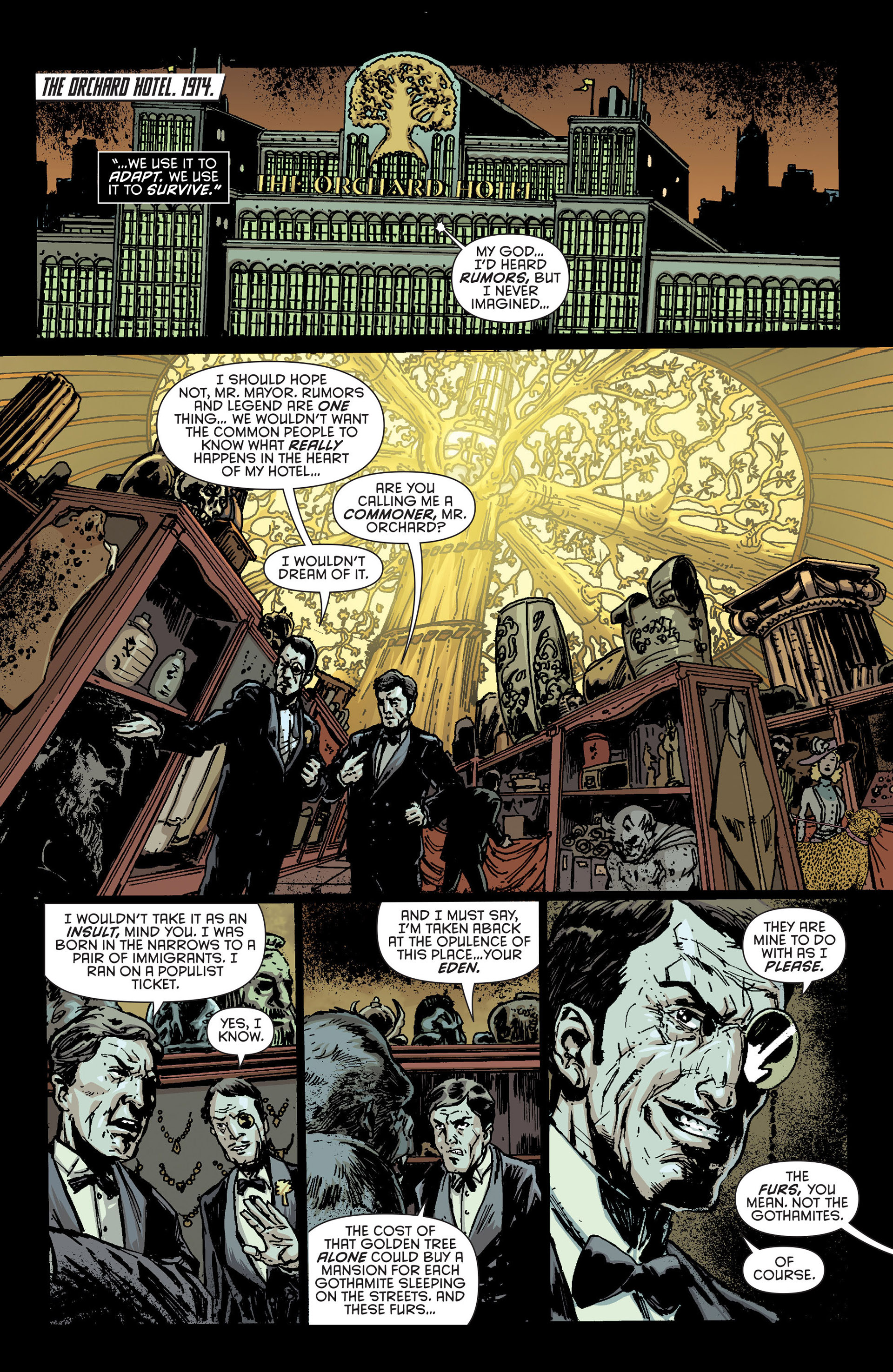 Read online Batman and Robin (2011) comic -  Issue #23.2 - 7