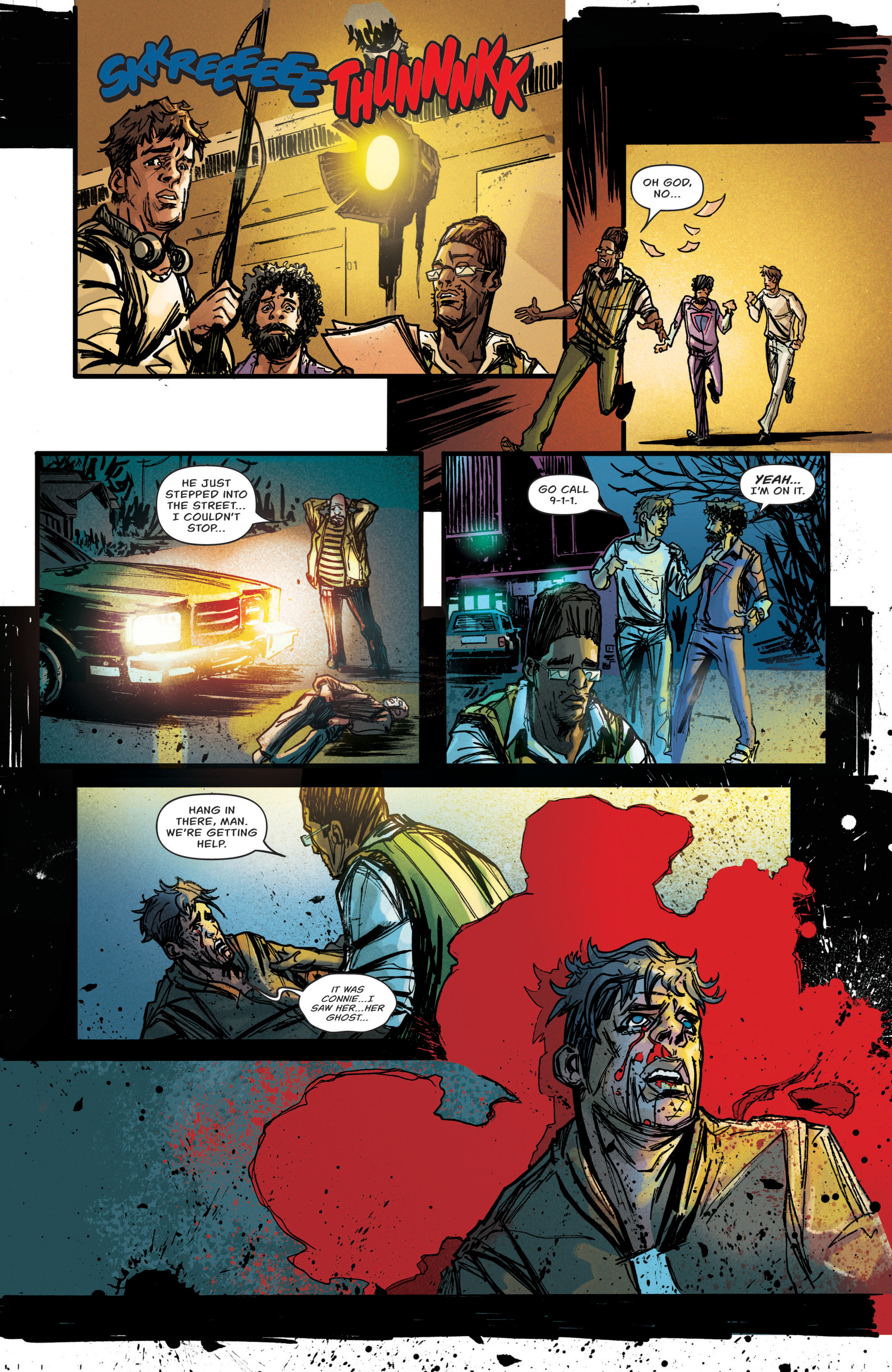 Read online Grimm Tales of Terror: Vol. 3 comic -  Issue #5 - 14