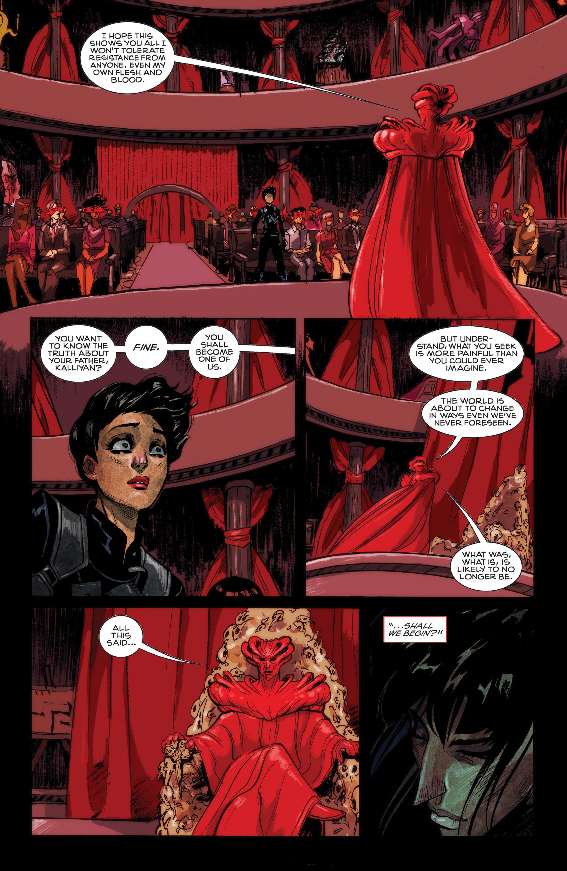 Read online Shutter comic -  Issue #12 - 21