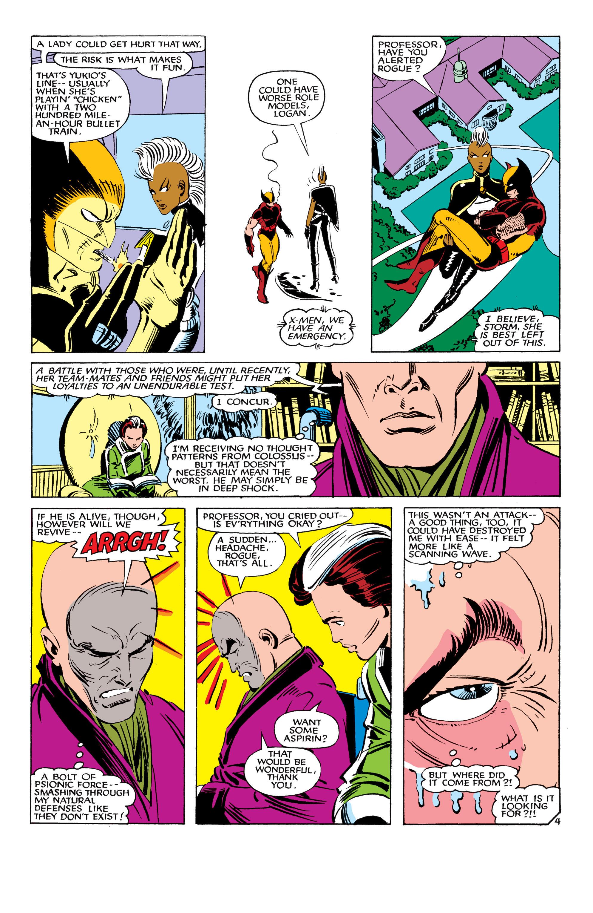 Read online Uncanny X-Men (1963) comic -  Issue #178 - 5