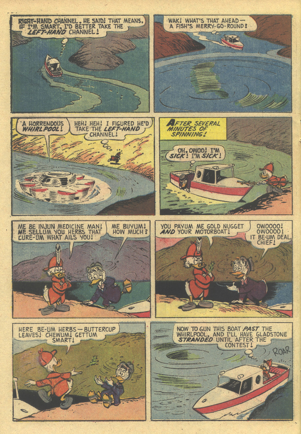 Read online Uncle Scrooge (1953) comic -  Issue #86 - 22