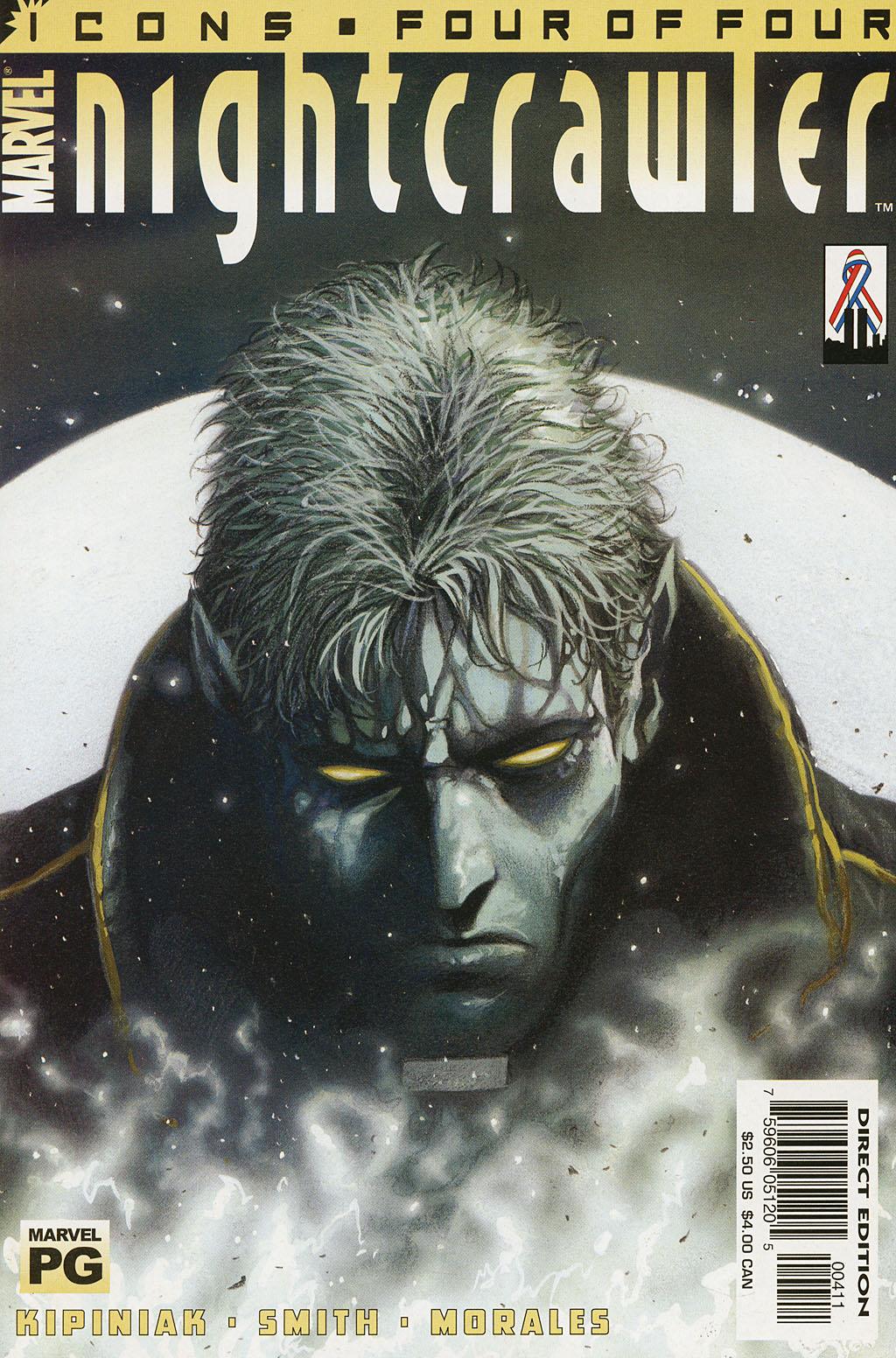 Read online Nightcrawler (2002) comic -  Issue #4 - 1
