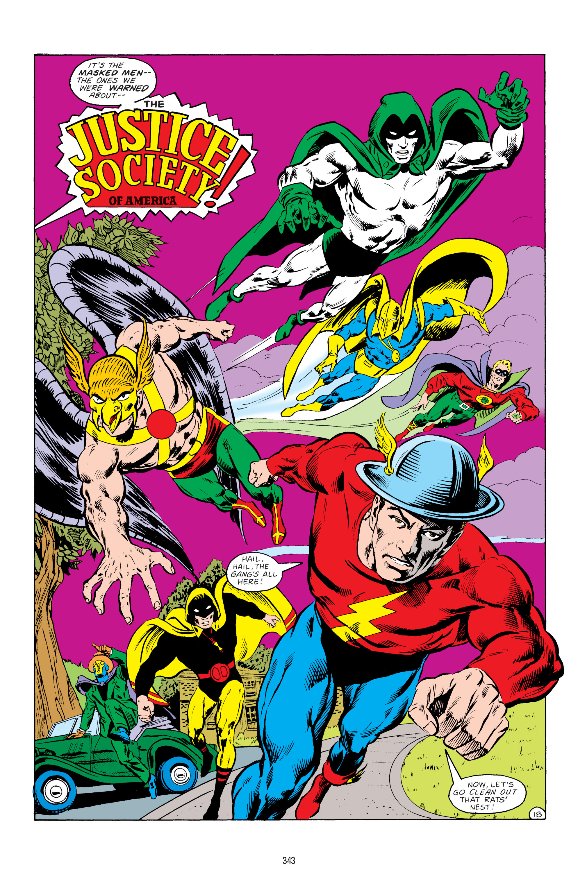 Read online All-Star Squadron comic -  Issue #67 - 19