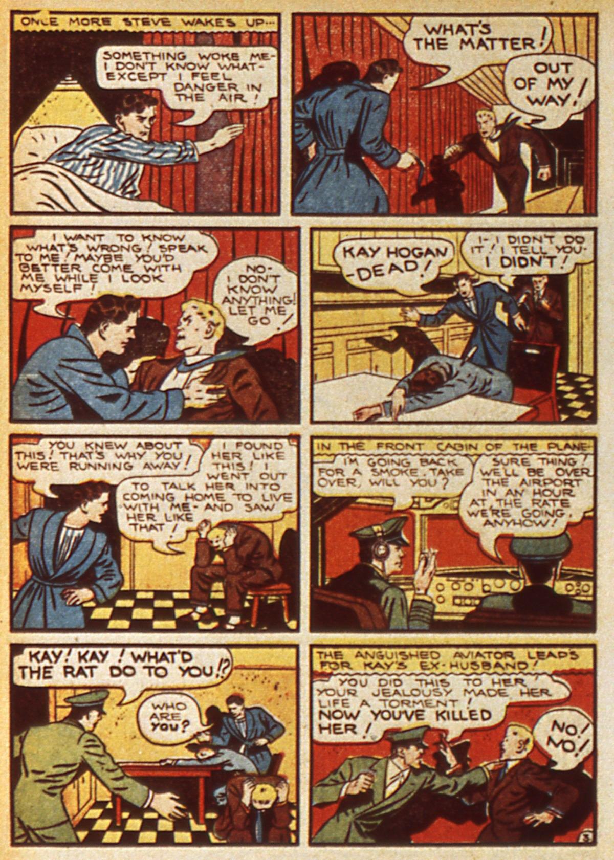 Read online Detective Comics (1937) comic -  Issue #45 - 46