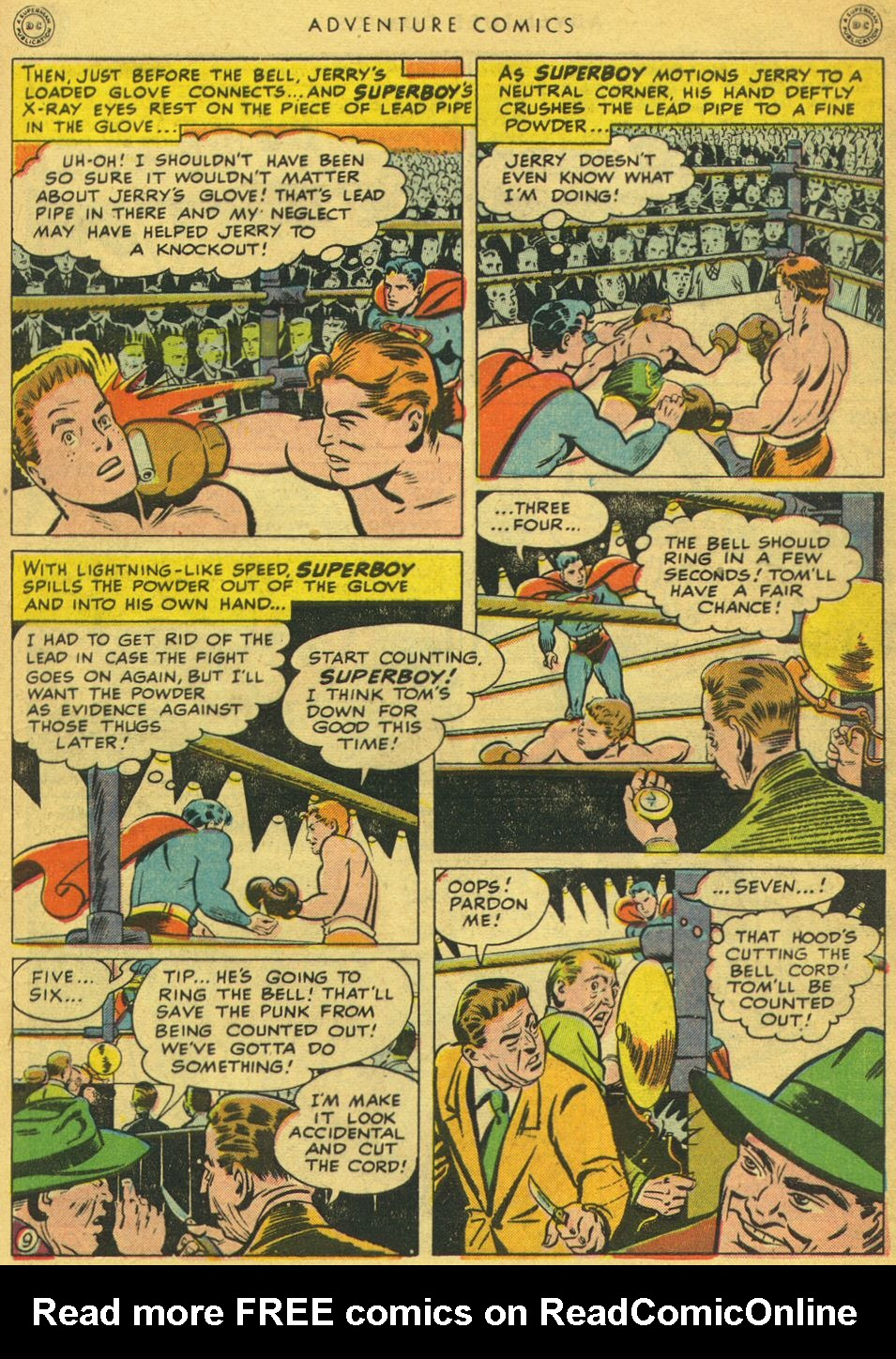Read online Adventure Comics (1938) comic -  Issue #134 - 13