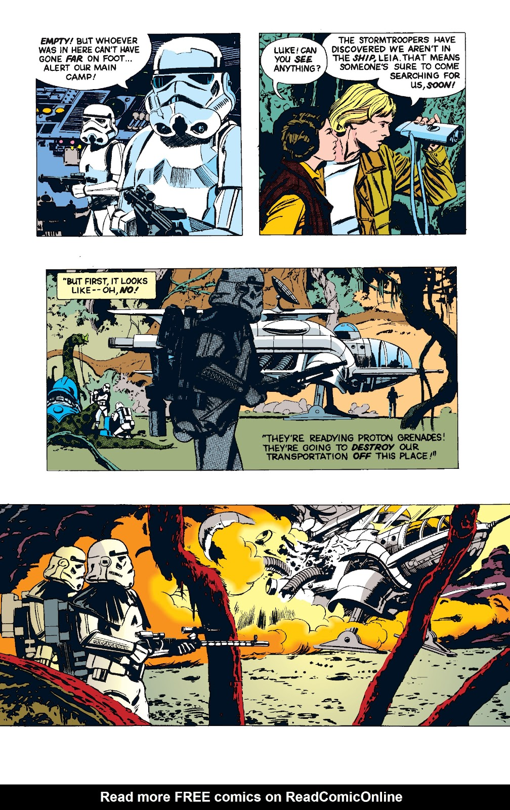 Read online Star Wars Legends: The Newspaper Strips - Epic Collection comic -  Issue # TPB (Part 4) - 85