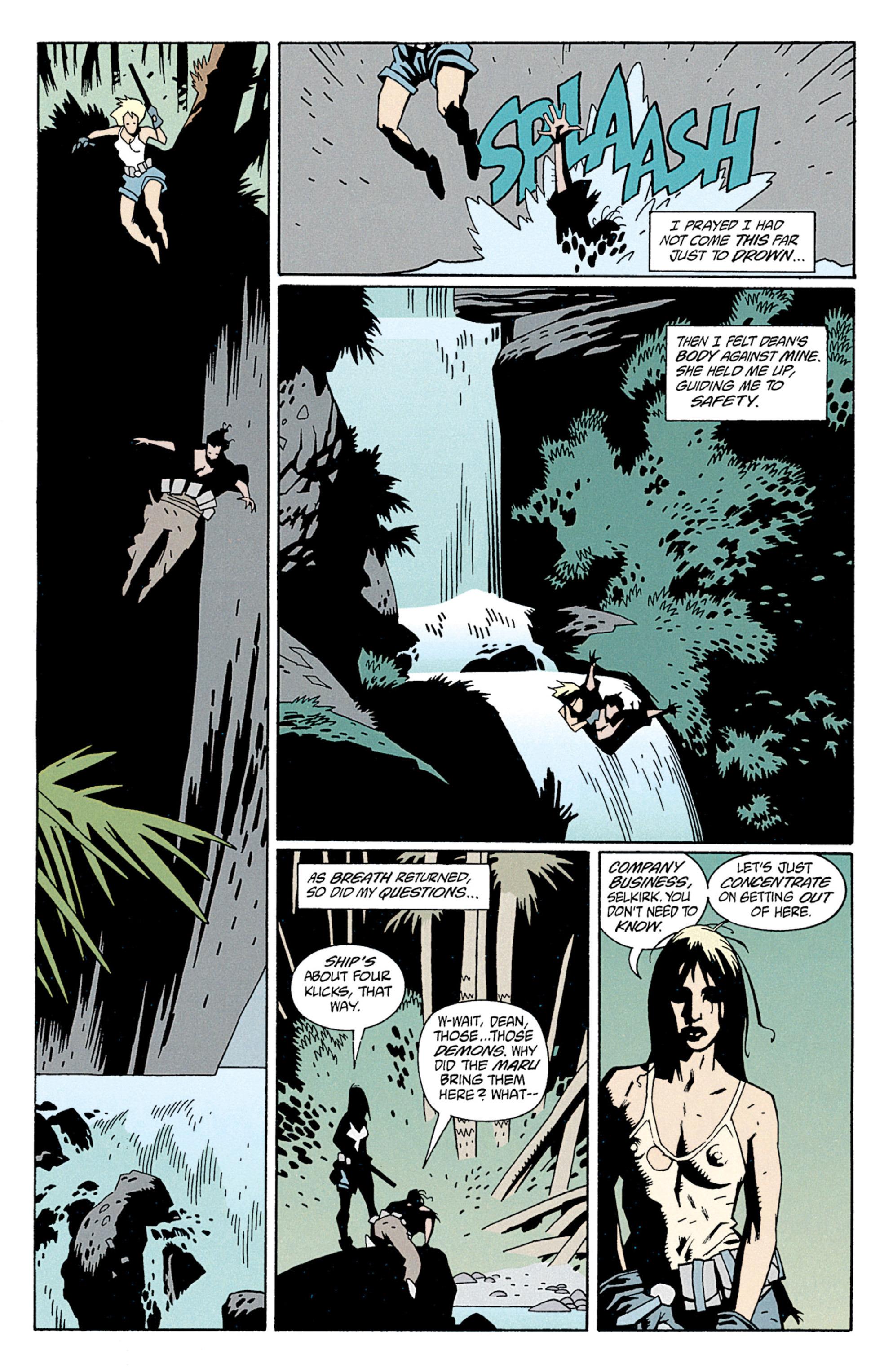 Read online Aliens: Salvation comic -  Issue # TPB - 34