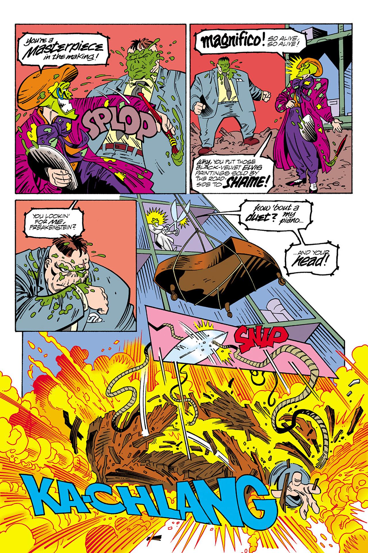 Read online Adventures Of The Mask Omnibus comic -  Issue #Adventures Of The Mask Omnibus Full - 94