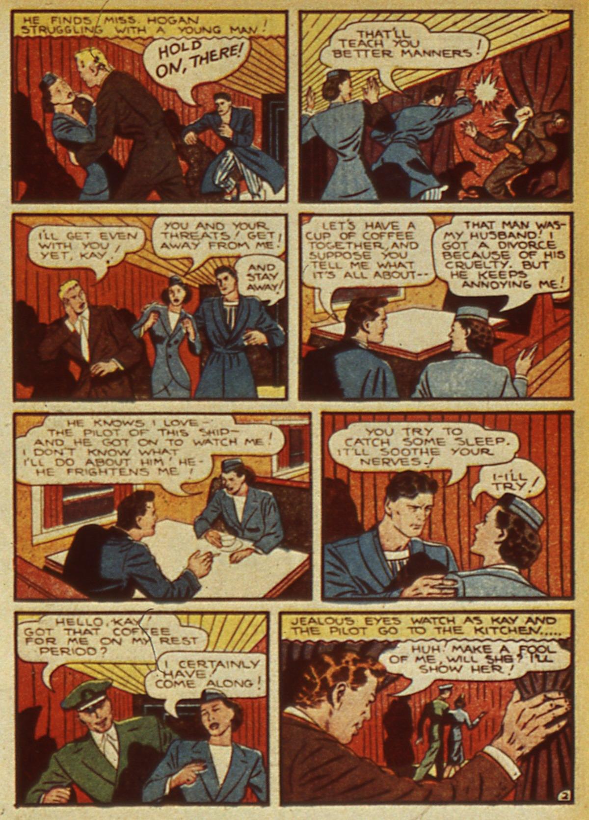 Read online Detective Comics (1937) comic -  Issue #45 - 45
