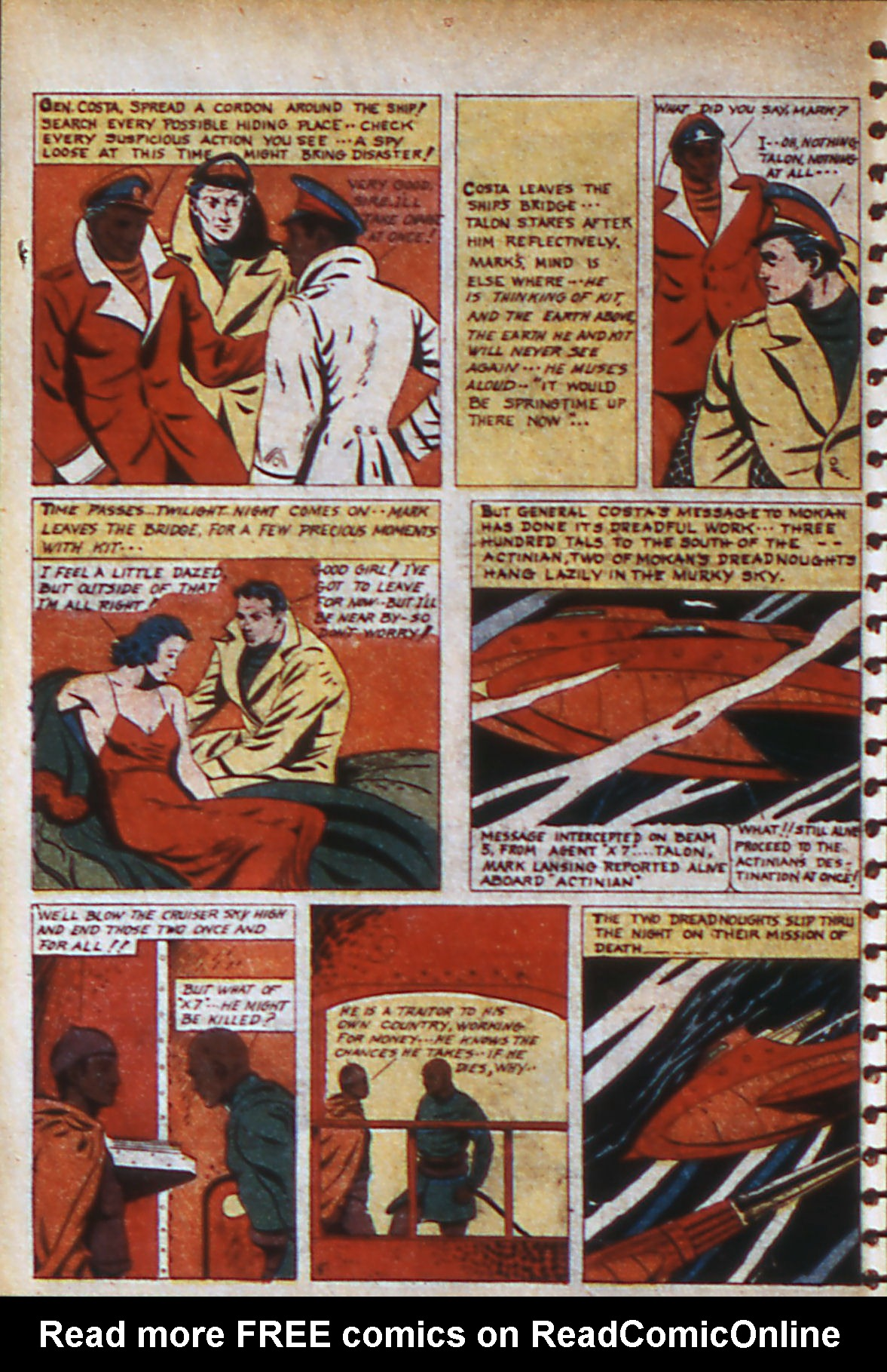 Read online Adventure Comics (1938) comic -  Issue #57 - 27