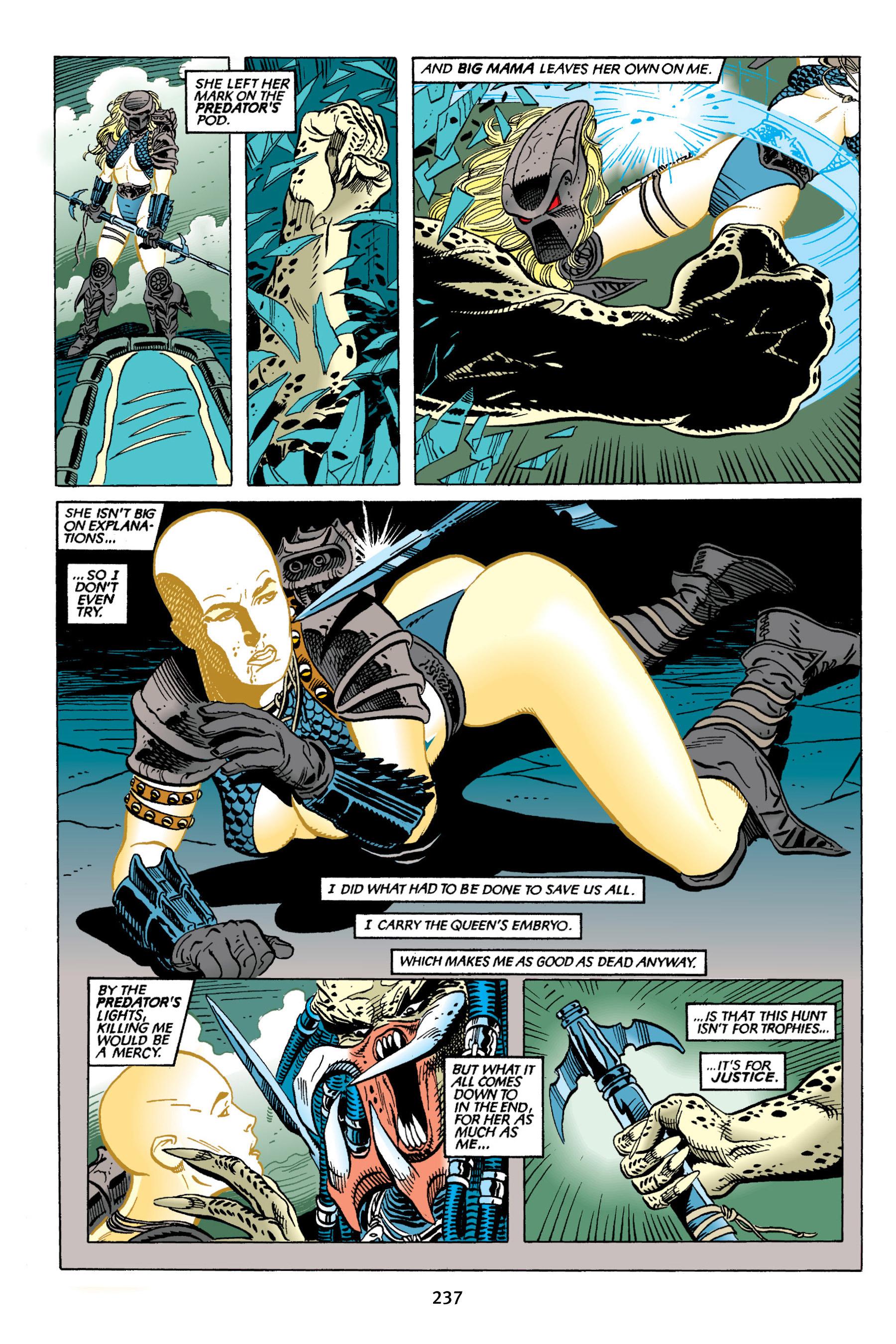 Read online Aliens vs. Predator Omnibus comic -  Issue # _TPB 2 Part 3 - 13
