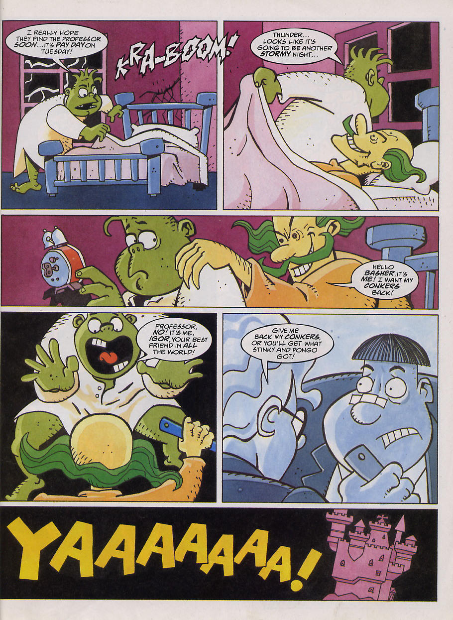 Read online Sonic the Comic comic -  Issue #108 - 18