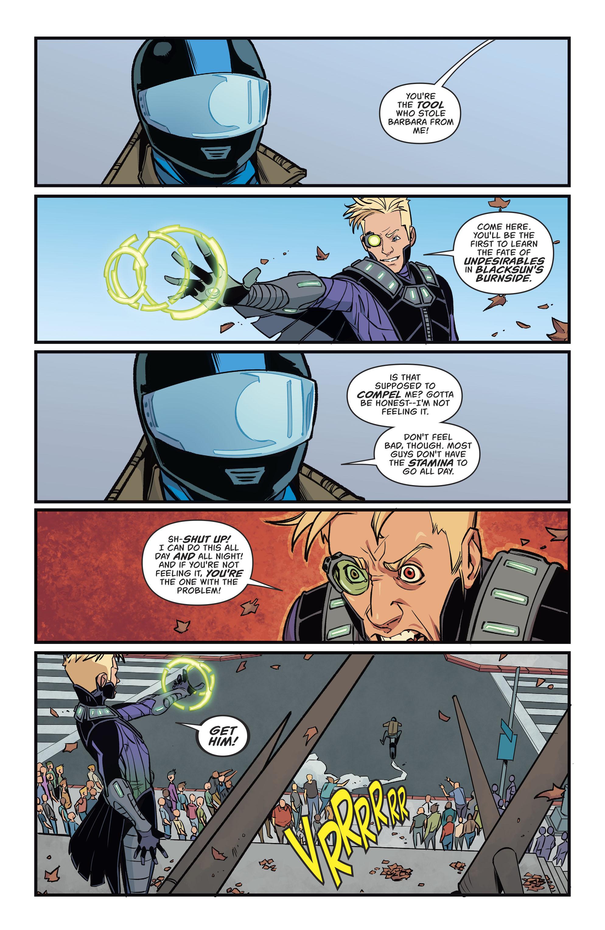 Read online Batgirl (2016) comic -  Issue #11 - 15