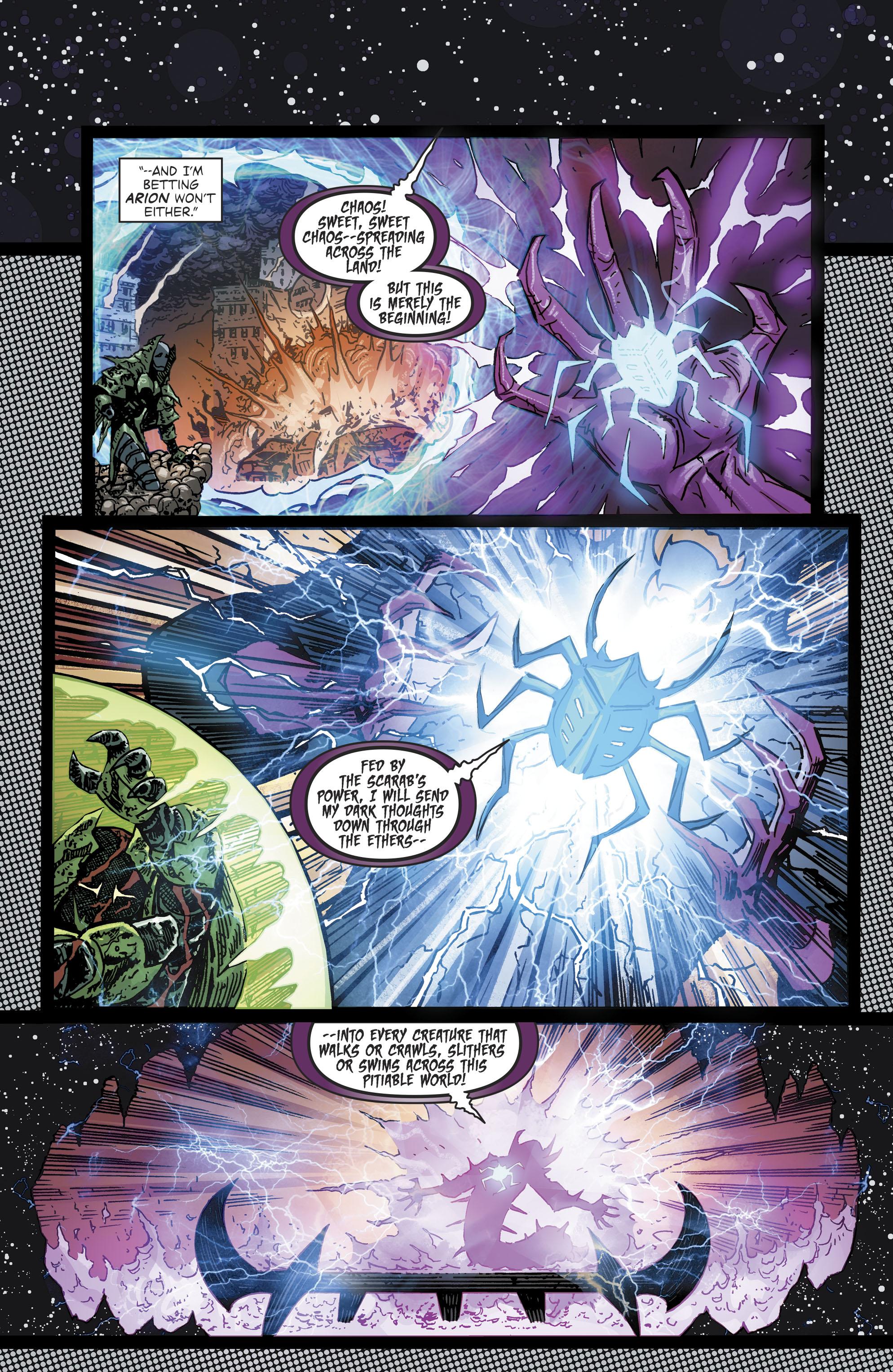 Read online Blue Beetle (2016) comic -  Issue #9 - 14