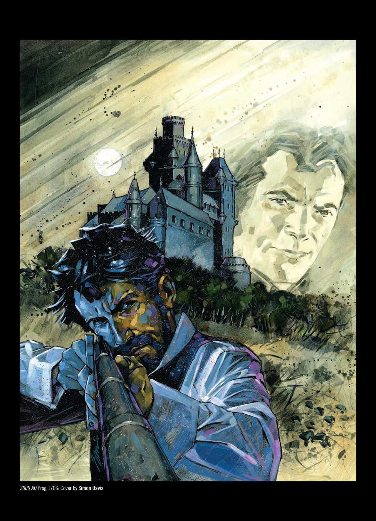 Read online Nikolai Dante comic -  Issue # TPB 10 - 189